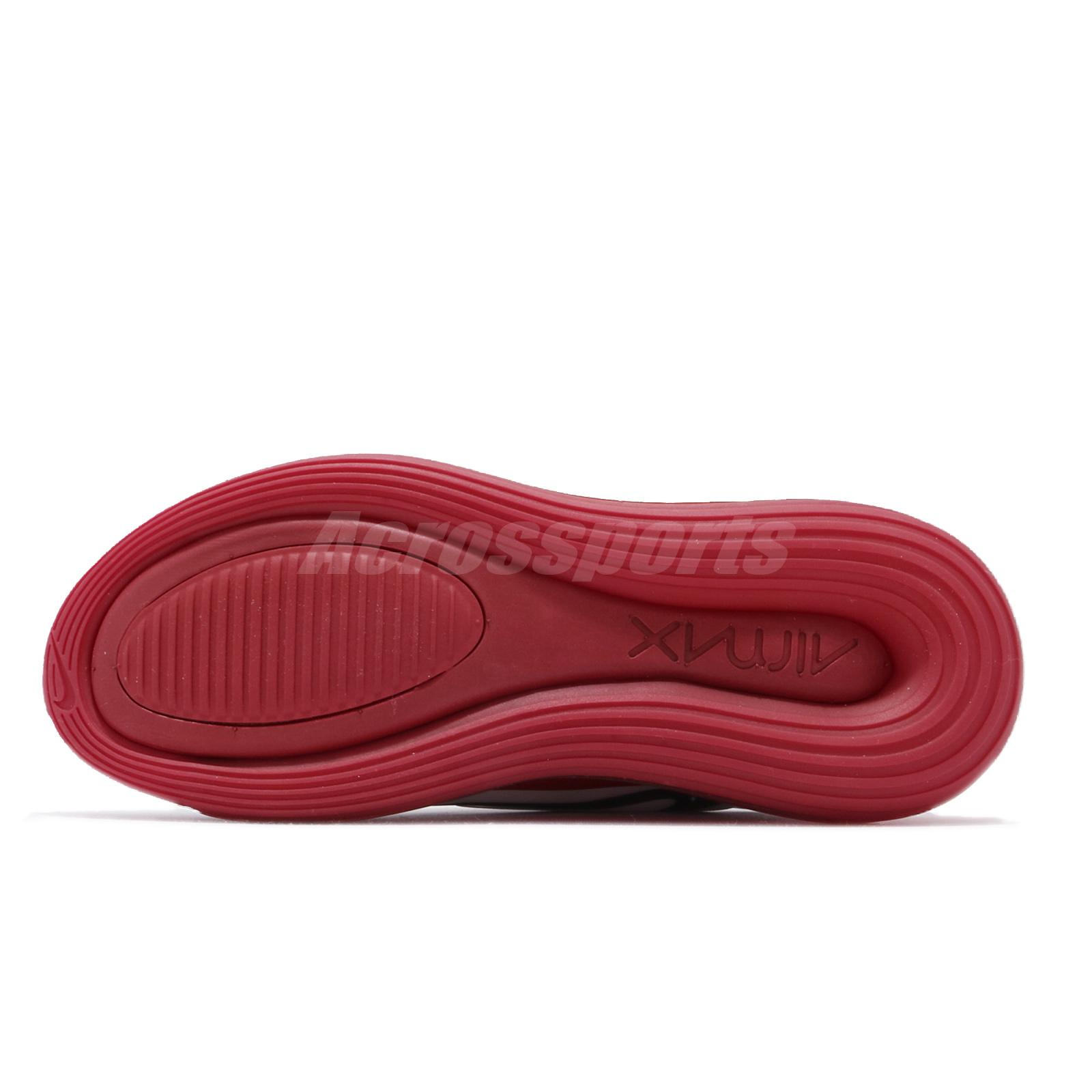 sports shoes 6e9a5 68242 Nike Wmns Air Max 720 SE White Gym Red Womens Running Shoes Sneakers ...