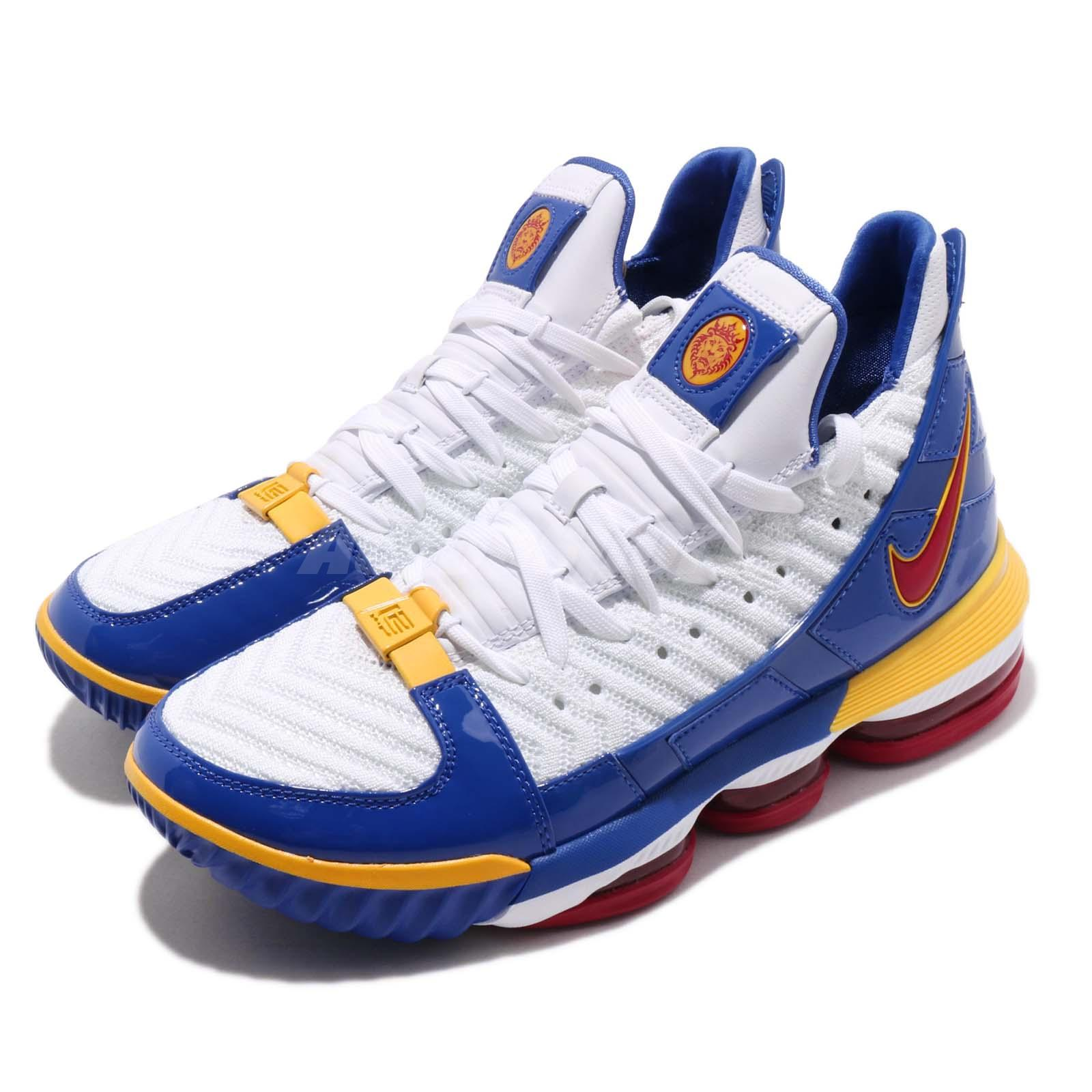 wholesale dealer 95b2c ce2ec Details about Nike Lebron XVI SB EP 16 King James LBJ SuperBron Superman  Men Shoes CD2450-100