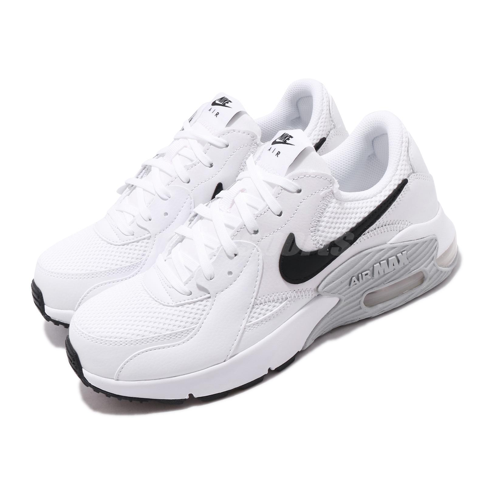 Details about Nike Wmns Air Max Excee White Black Grey Women Running Shoes  Sneakers CD5432-101