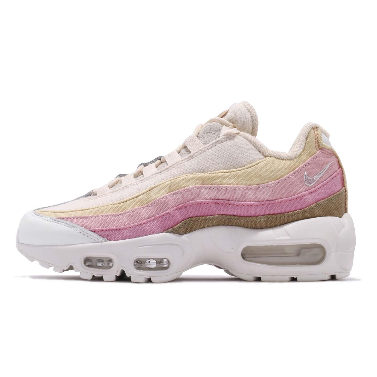 3b22eab874 Nike Wmns Air Max 95 QS Plant Color Pack Lemon Wash Pnk Women Shoes  CD7142-700