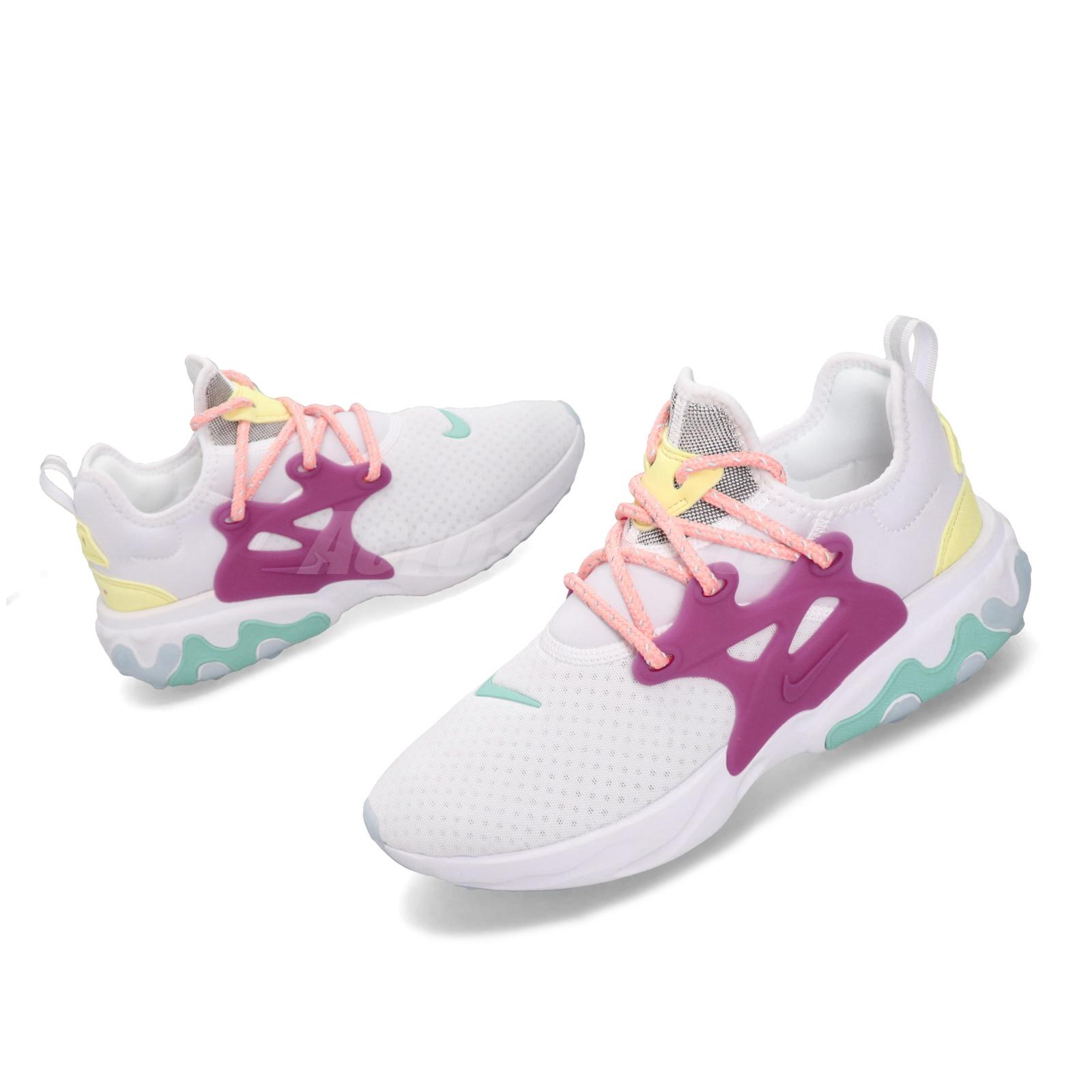 Nike Wmns React Presto Hyper Violet