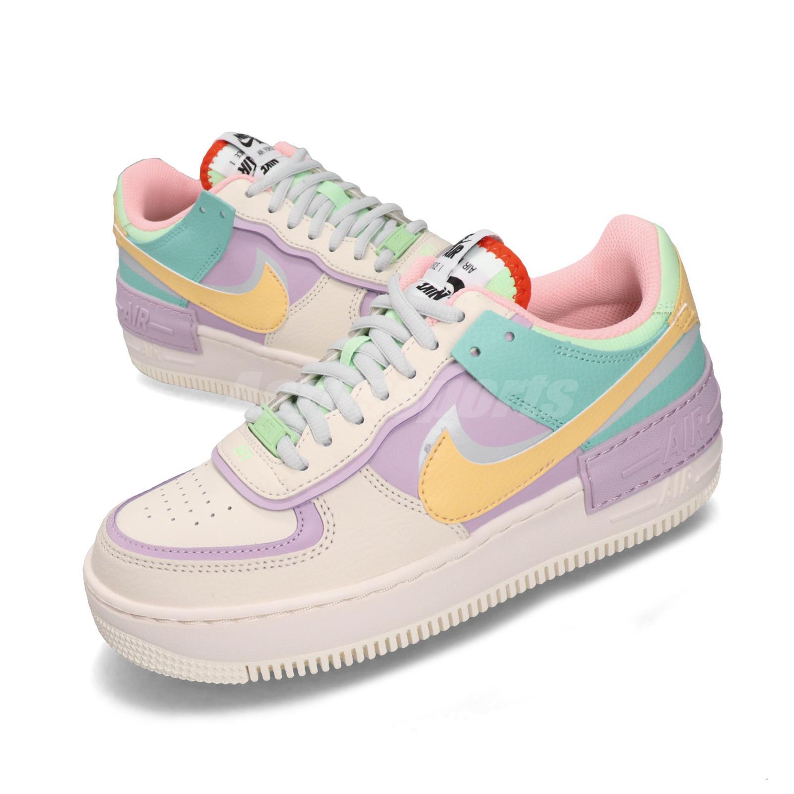 Detalles acerca de Nike Wmns Air Force 1 oculta AF1 púrpura pálida Marfil De Oro Mujer Zapatos CI0919 101 mostrar título original