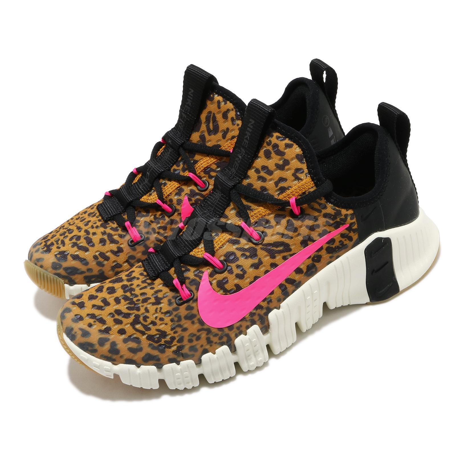 nike leopard shoes womens