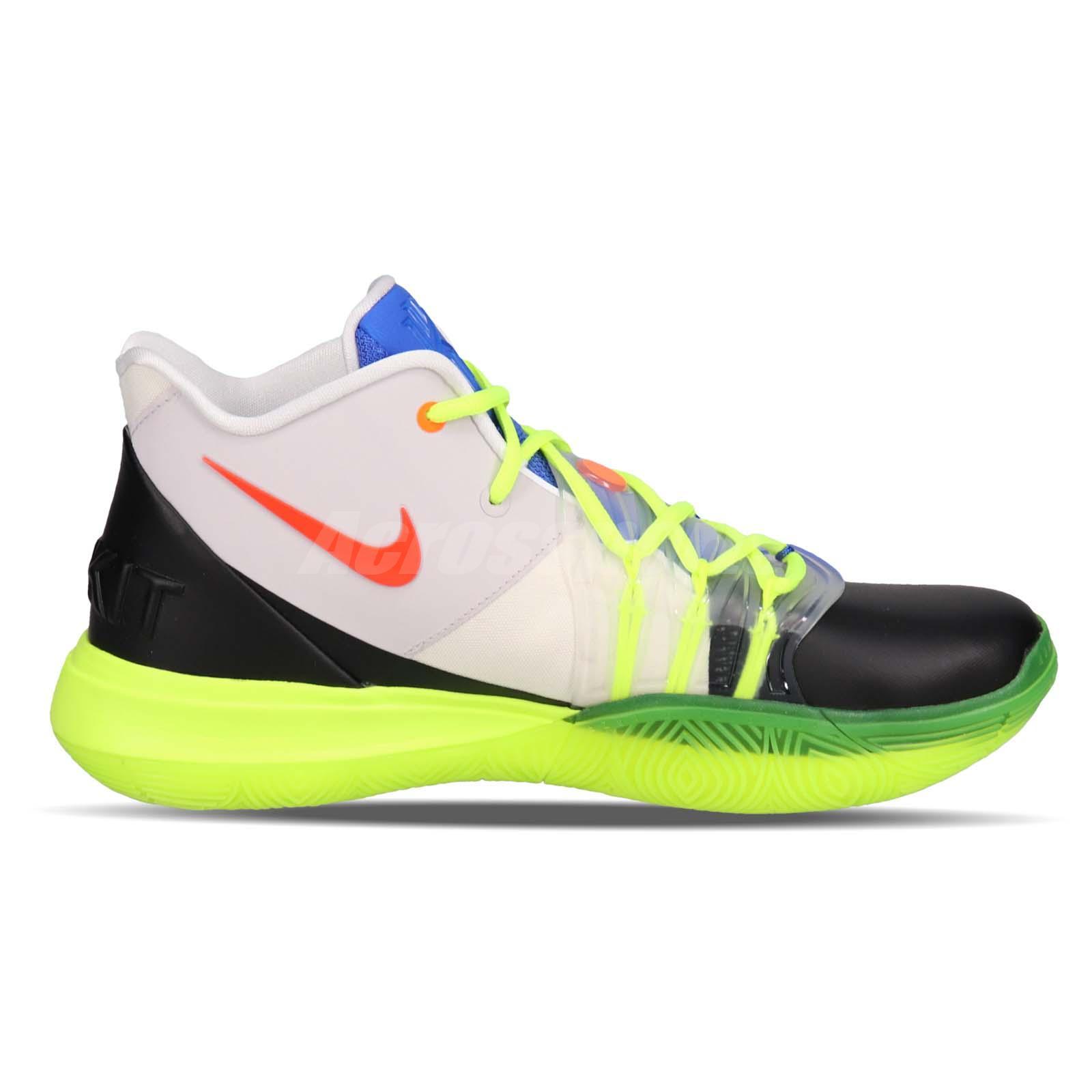 ad4275579235 Nike Kyrie 5 EP X ROKIT Multi-Color NBA All Star 2019 Basketball ...