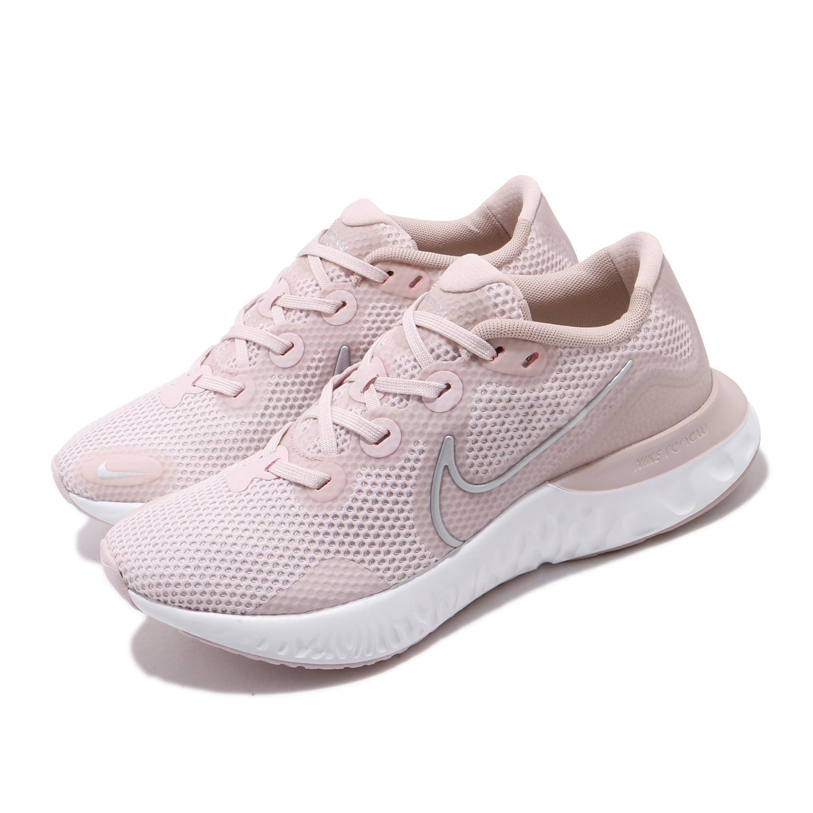 Nike Wmns Renew Run Barely Rose Pink