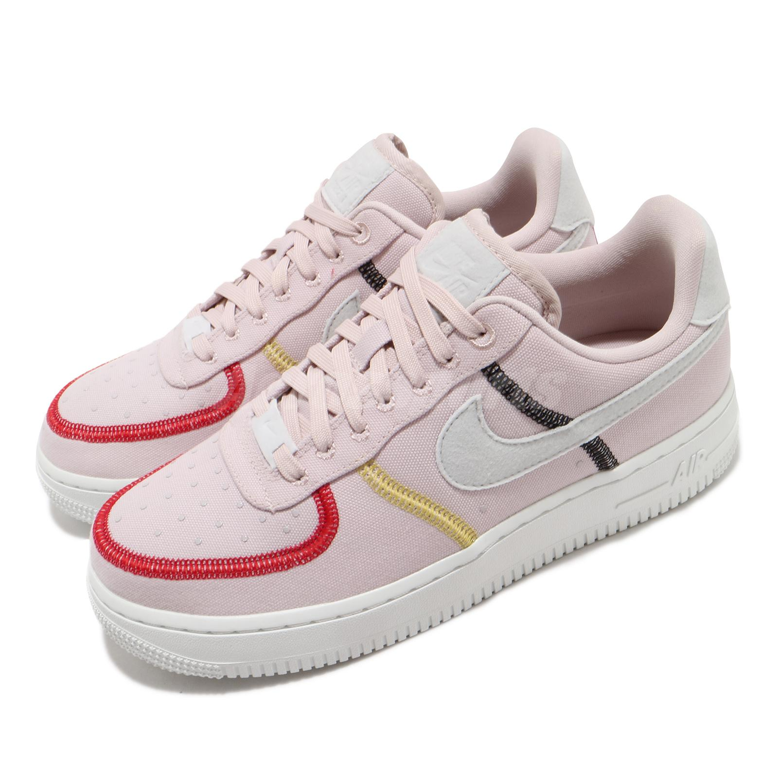 Nike Wmns Air Force 1 07 LX Silt Red