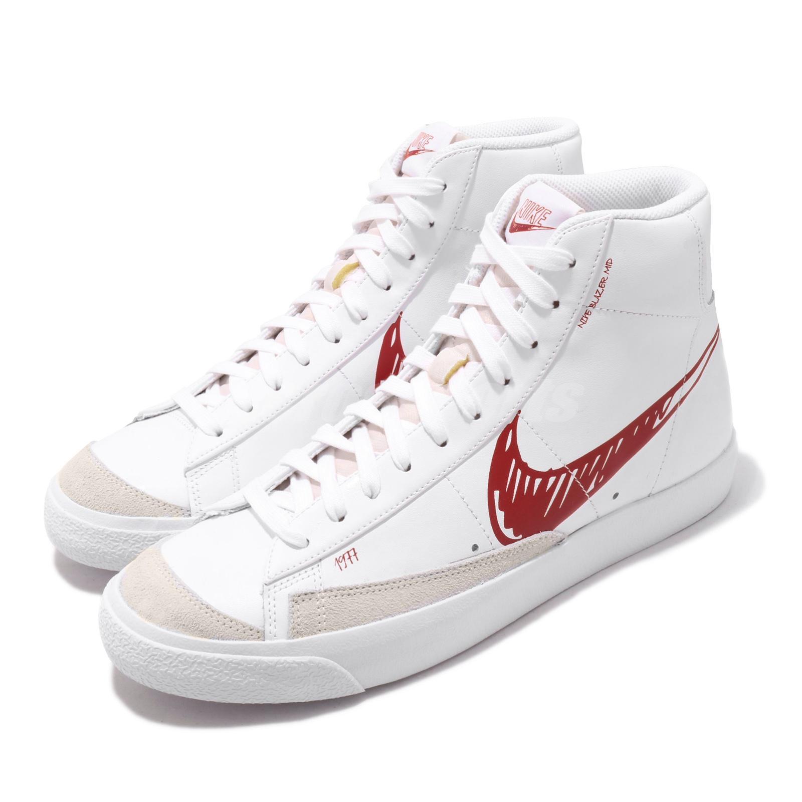 Nike Blazer Mid VNTG 77 Sketch White