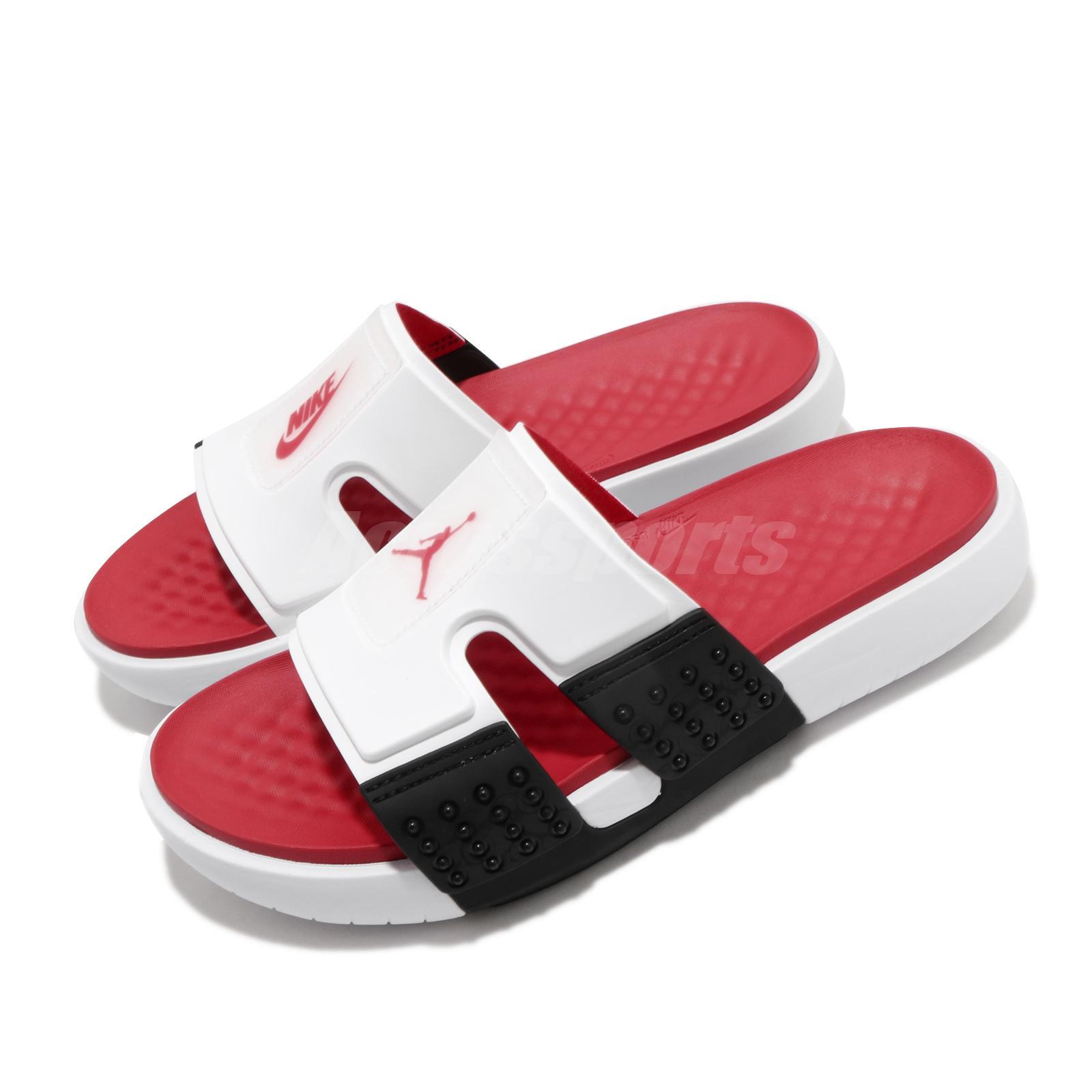 Nike Jordan Hydro 8 Retro White Black