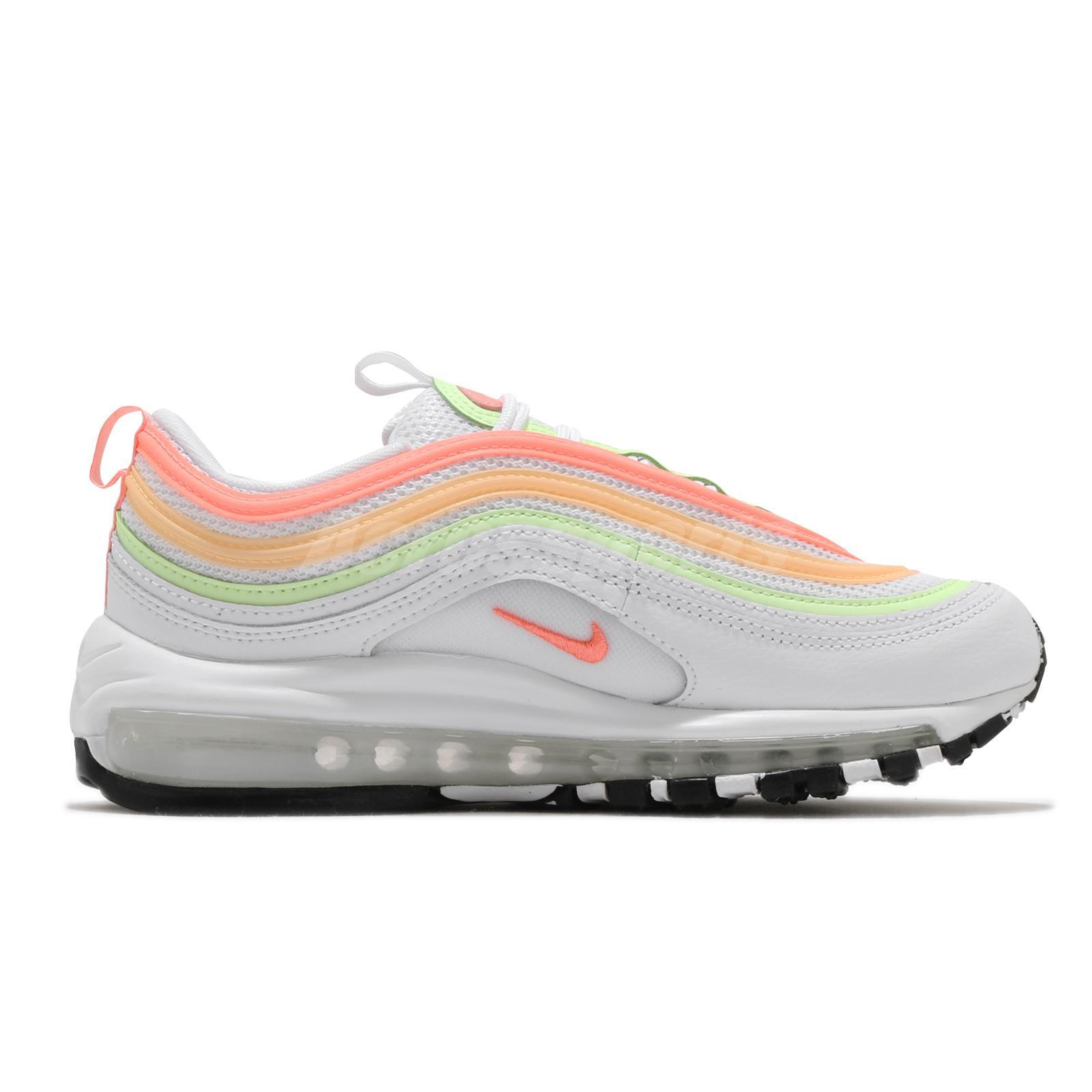 Nike Wmns Air Max 97 ESS White Atomic