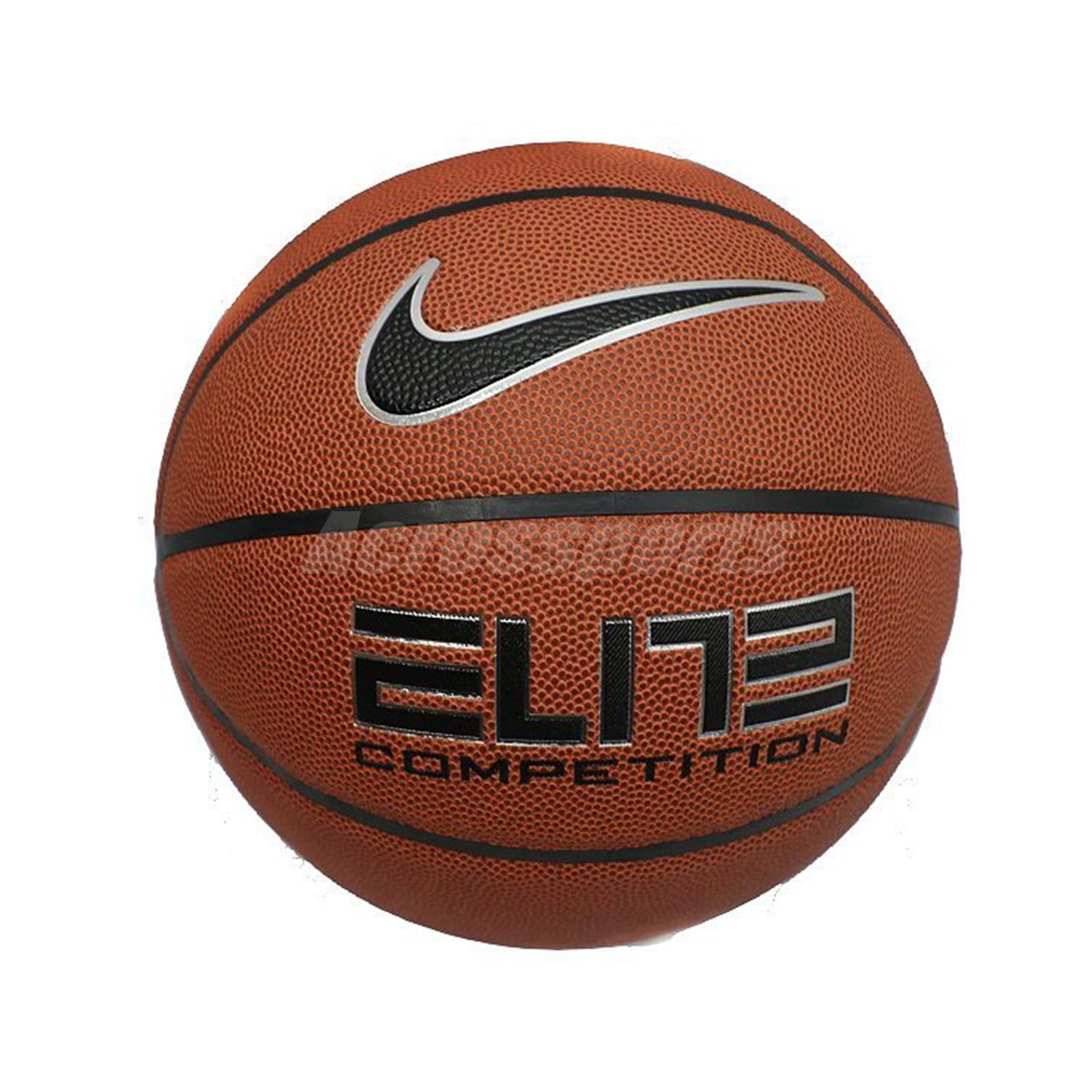 Nike Elite Competition 2.0 II Outdoor Indoor All Court Basketball Ball Size  7 482591e36e4b5