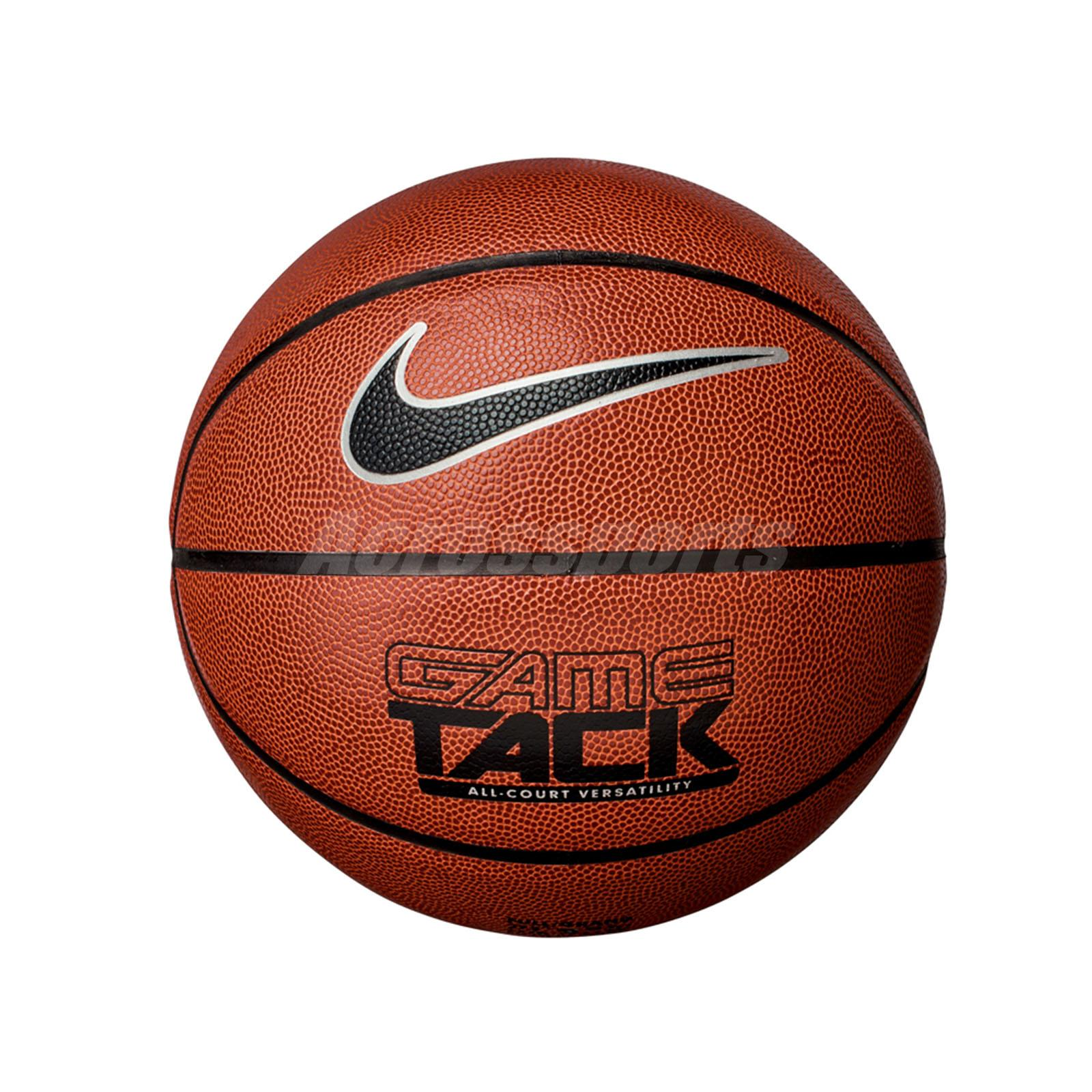 Nike Game Tack Basketball Indoor Outdoor All Court Versatility Game Ball  Size 7 cf06c5b65