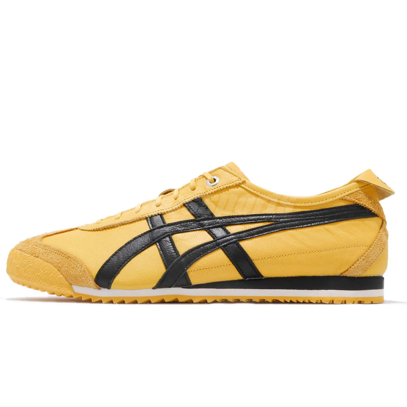 onitsuka tiger mexico 66 sd yellow black usa women's