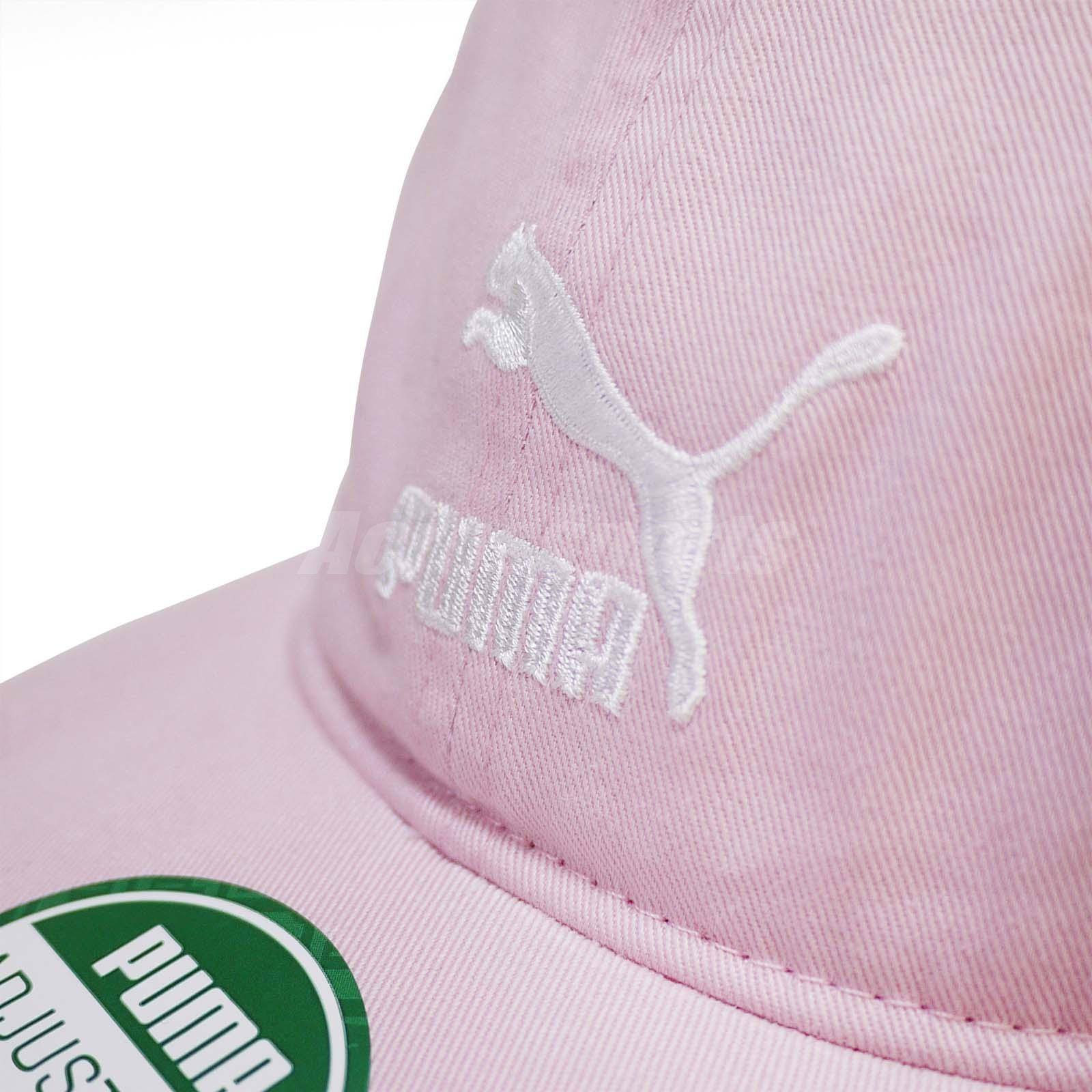 9903526f Puma Unisex Archive BB Cap Baseball Sports Running Training Hat Pink ...