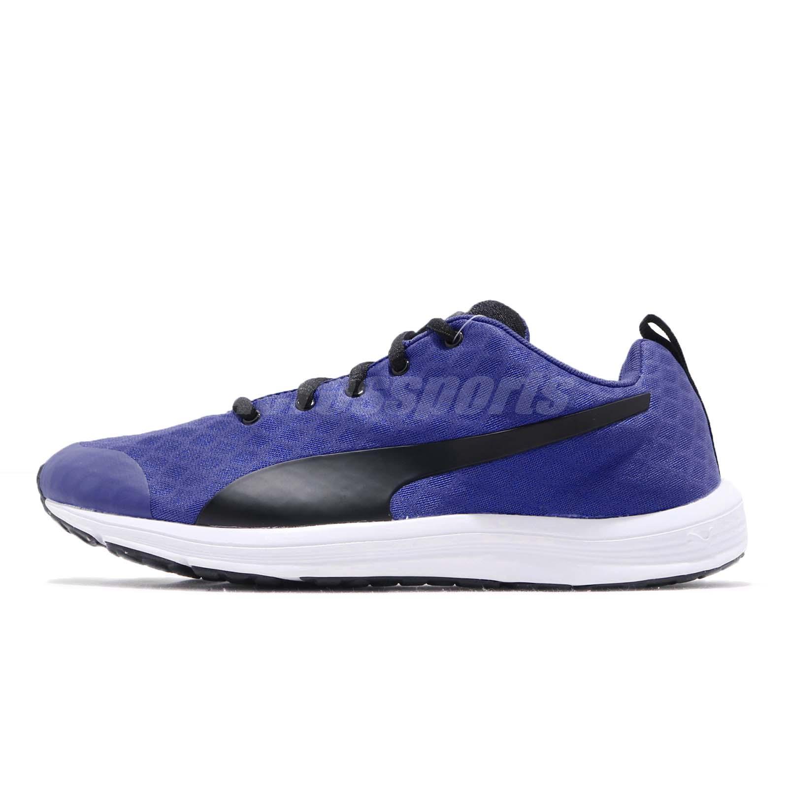 Puma Evader XT V2 FT Wns Royal Blue Black White Women Running Shoes  188978-01 39abebdf63476
