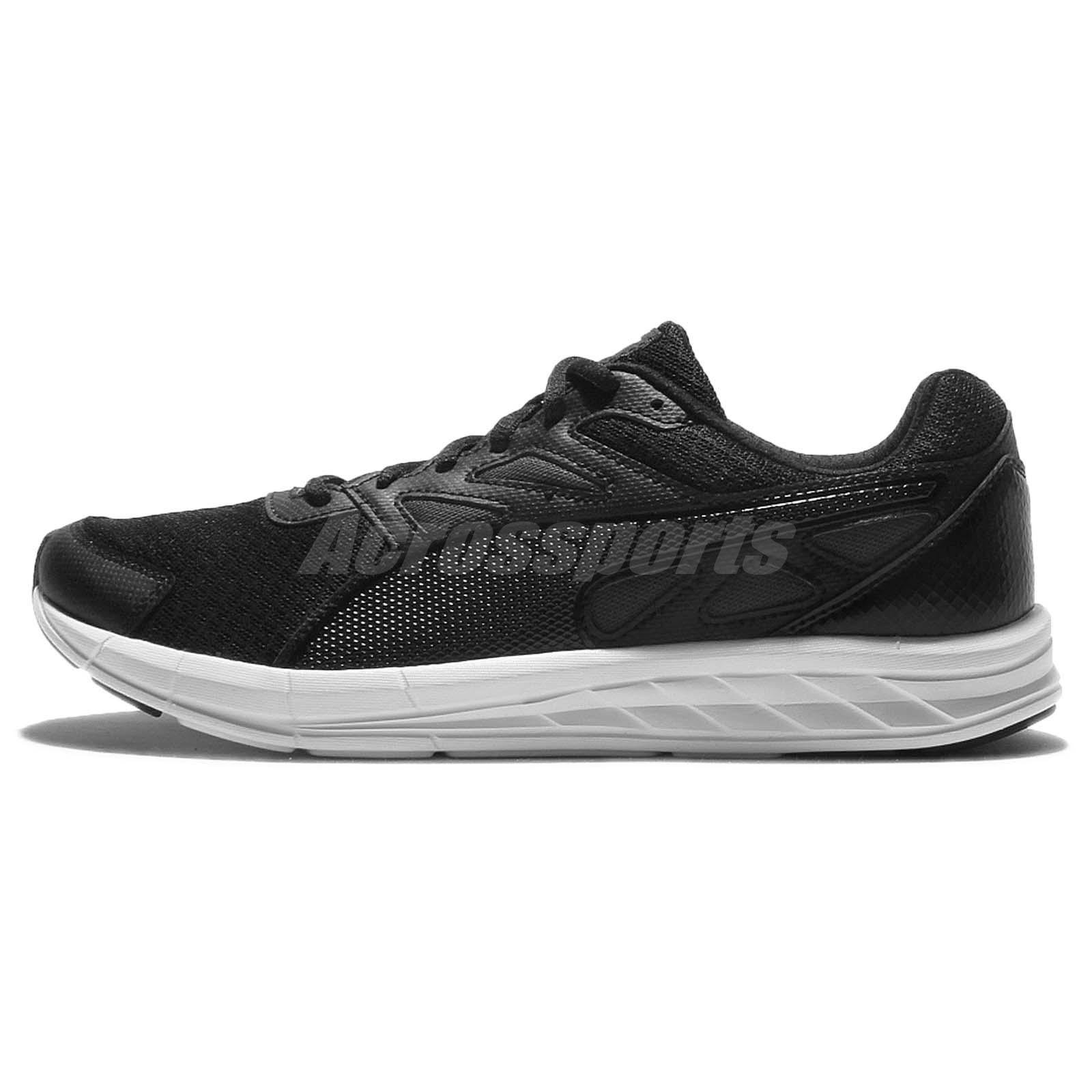 Puma Driver Black White Mens Running Shoes Sneakers 189061-05
