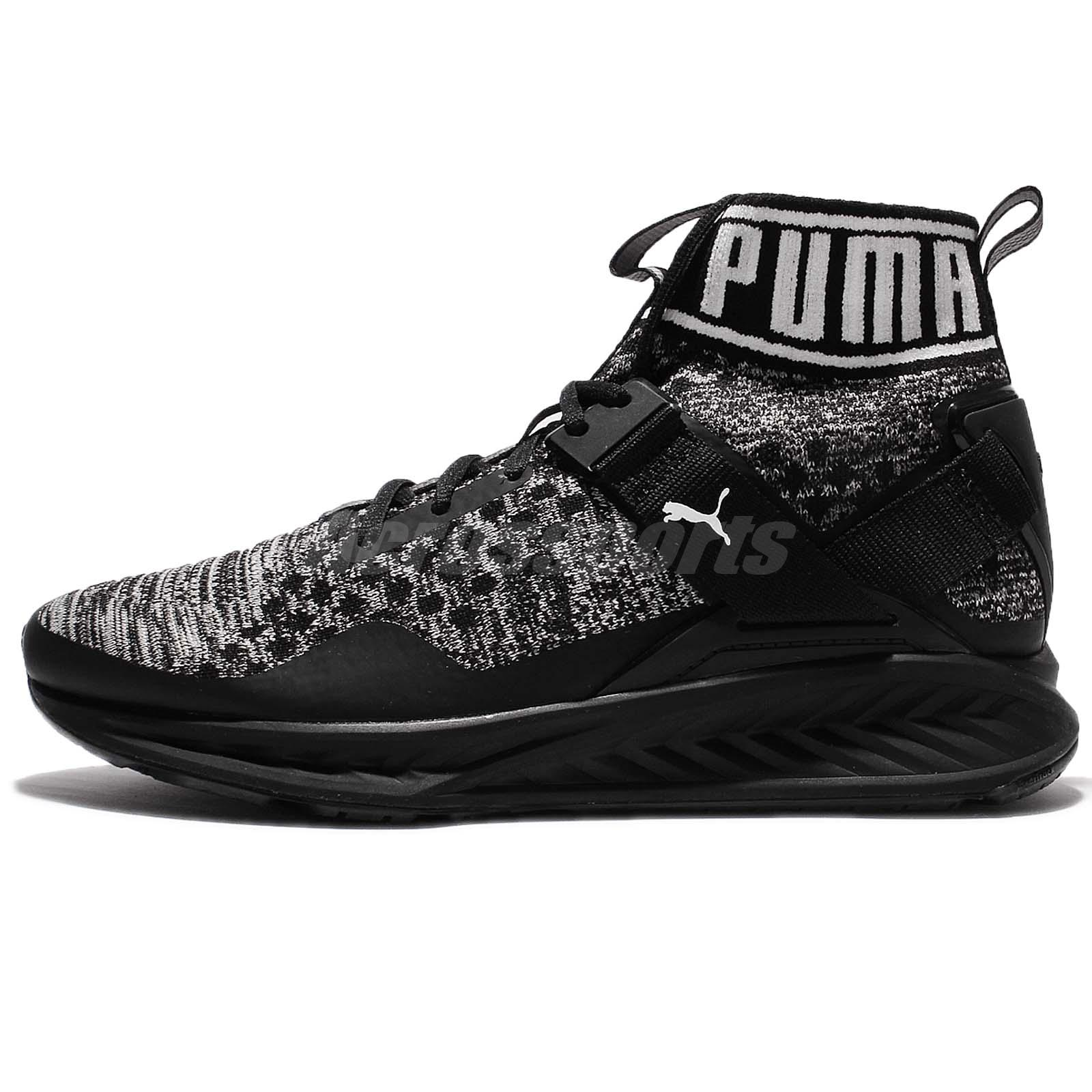 black puma ignite