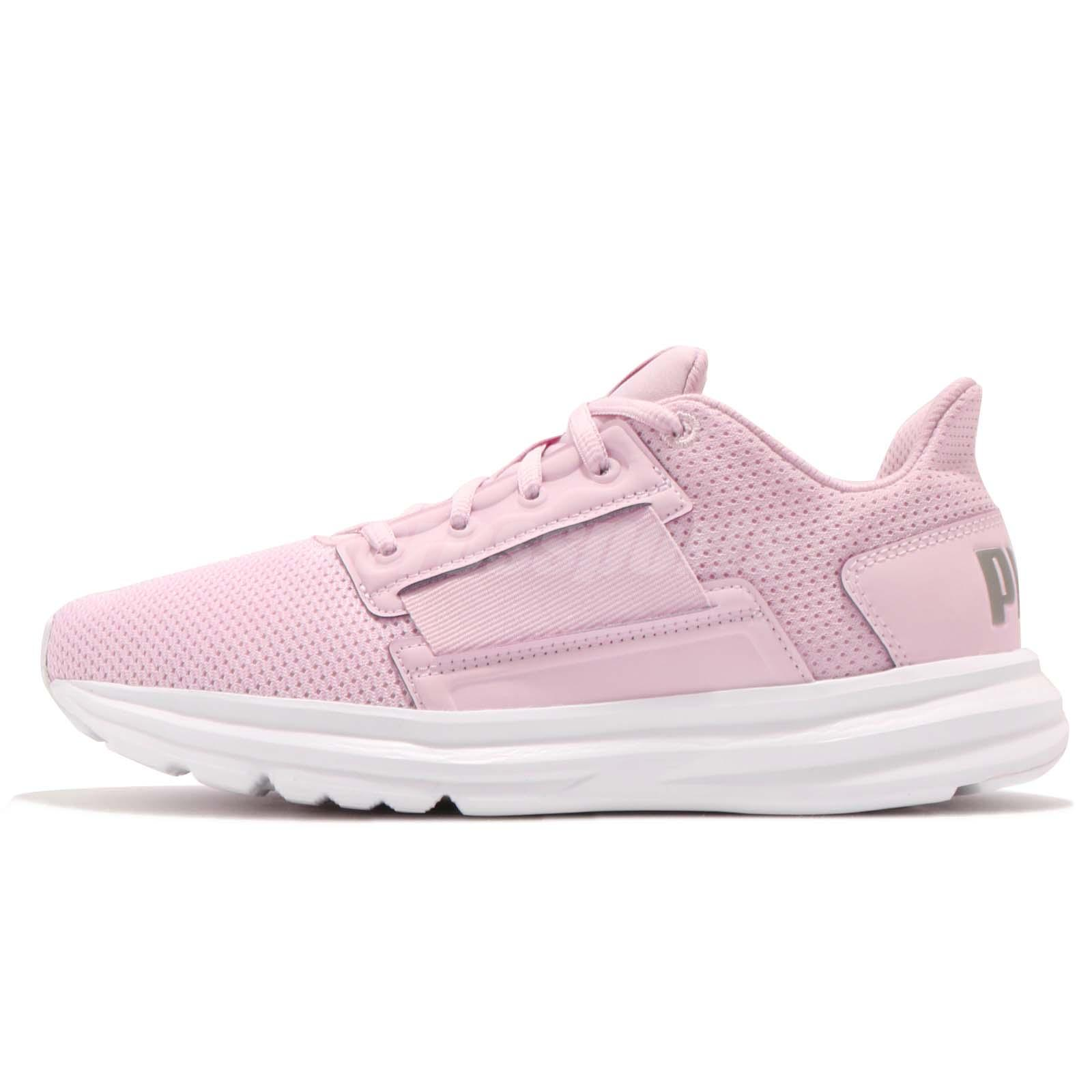 351b6dd7265f Puma Enzo Street Wns Orchid Silver White Women Running Shoes Sneakers  190463-05