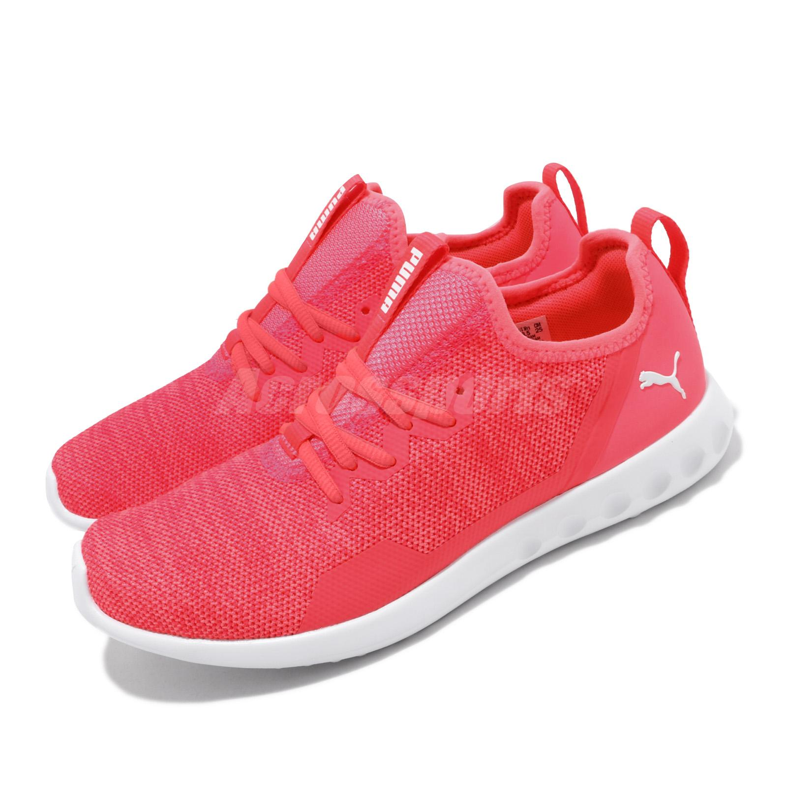 Puma Carson 2 X Knit Wns Pink White