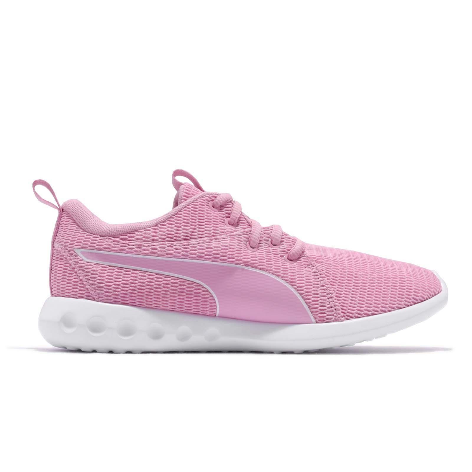 b9c4cf450da Puma Carson 2 New Core Wns Pale Pink White Women Running Casual ...