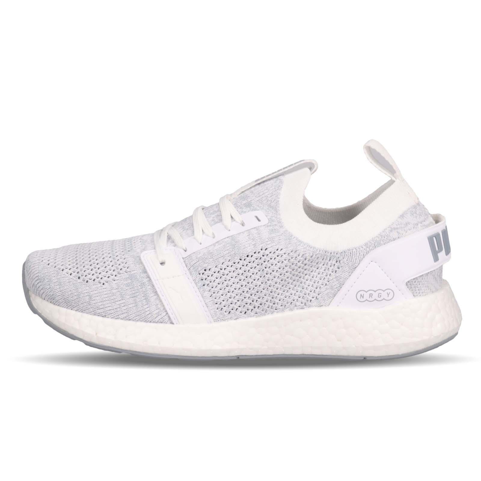58b16d37f65 Puma NRGY Neko Engineer Knit Wns White Quarry Women Running Shoes 191094-07