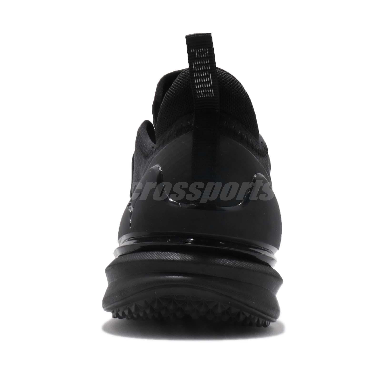 03922c2b206 Puma Ignite Limitless Initiate Black Men Running Training Shoe ...