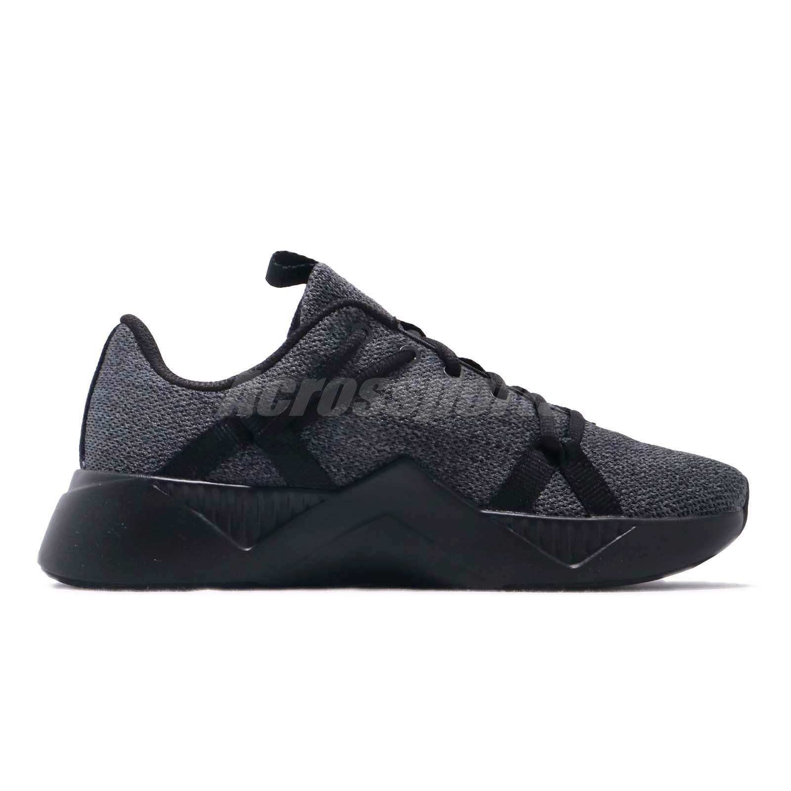3619567b4544e Puma Incite Knit Wns Black White Women Running Casual Shoes Sneakers ...