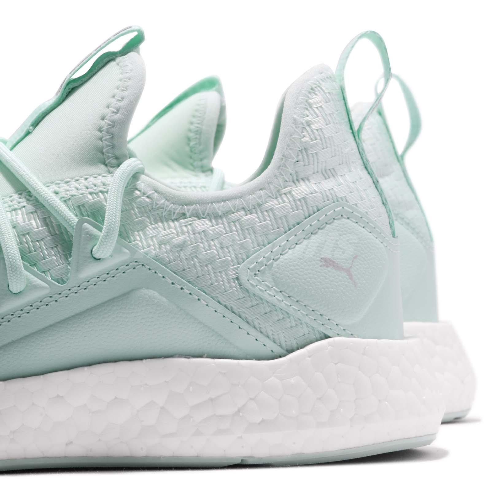 Puma NRGY Neko Cosmic Wns Fair Aqua White Women Running Shoes ... 37f30d17b