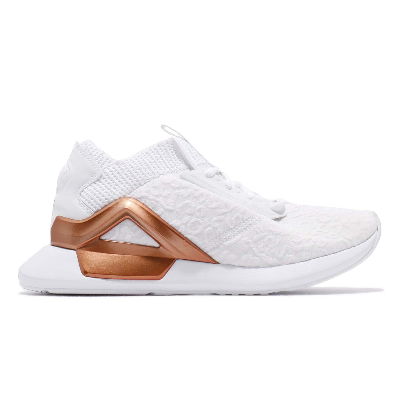 a232d81446eb ... PUMA WHITE-ROSE GOLD. Made In  Vietnam. Condition  Brand New With Box