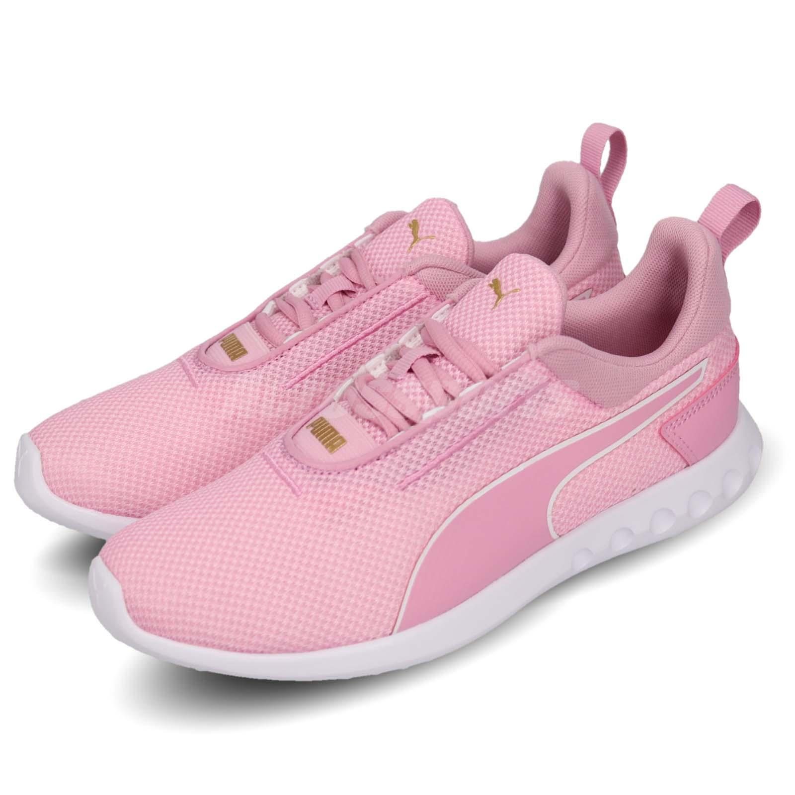 8b84d60675 Details about Puma Carson 2 Concave Wns Pale Pink White Women Running Shoes  Sneakers 192504-03