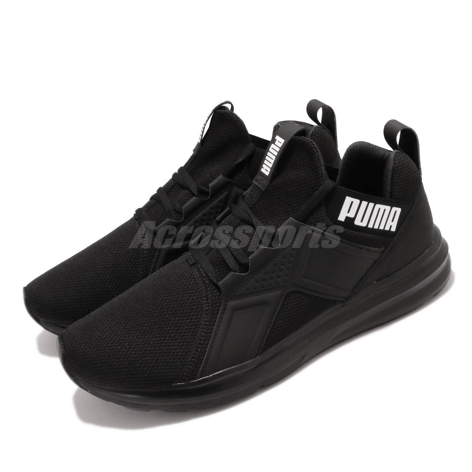 black puma enzo