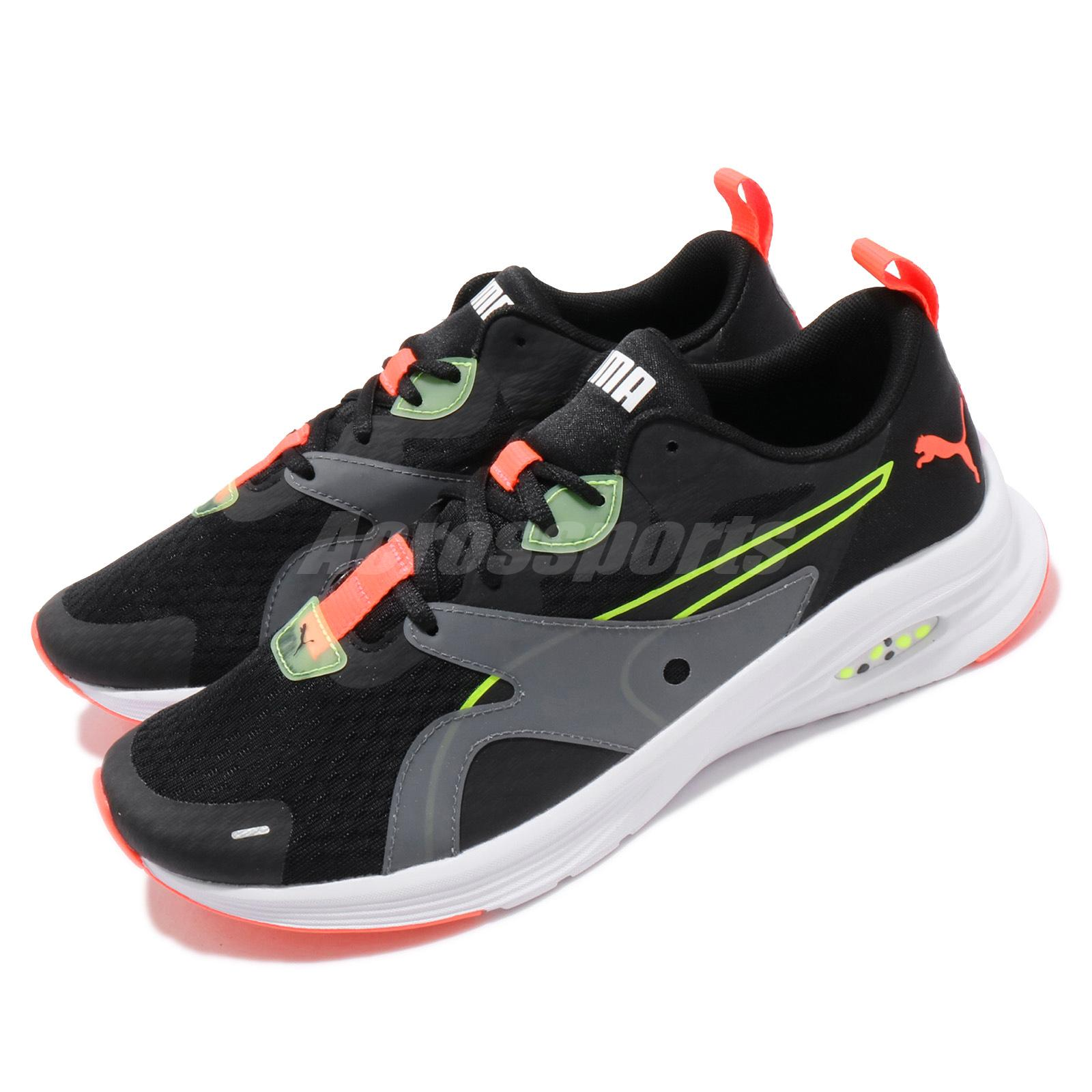 3470e9f2ea Details about Puma Hybrid Fuego Black Yellow White Orange Men Running Shoes  Sneakers 192661-02