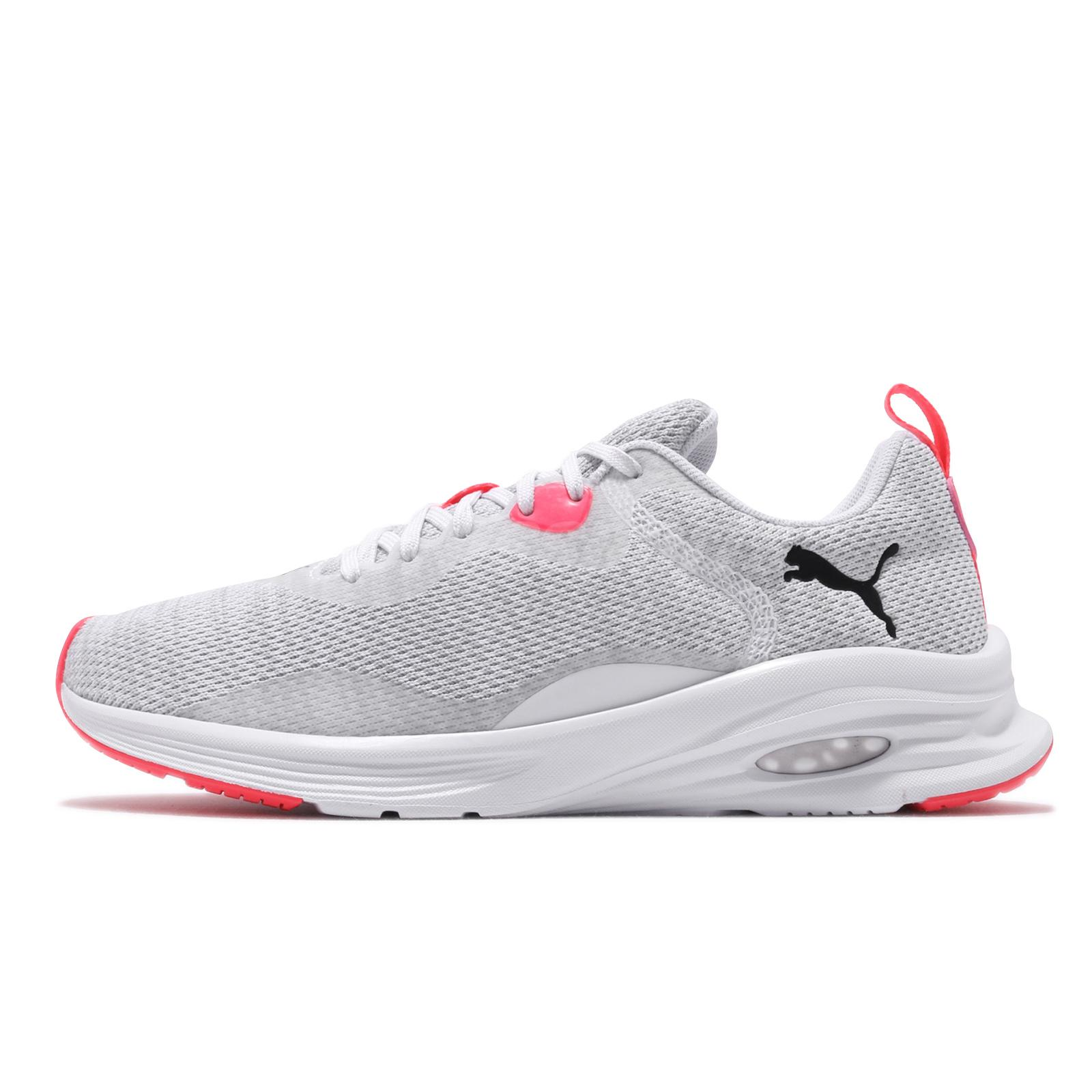 317f43a28b Details about Puma Hybrid Fuego Knit Wns White Pink Black Women Running  Shoe Sneaker 192957-02