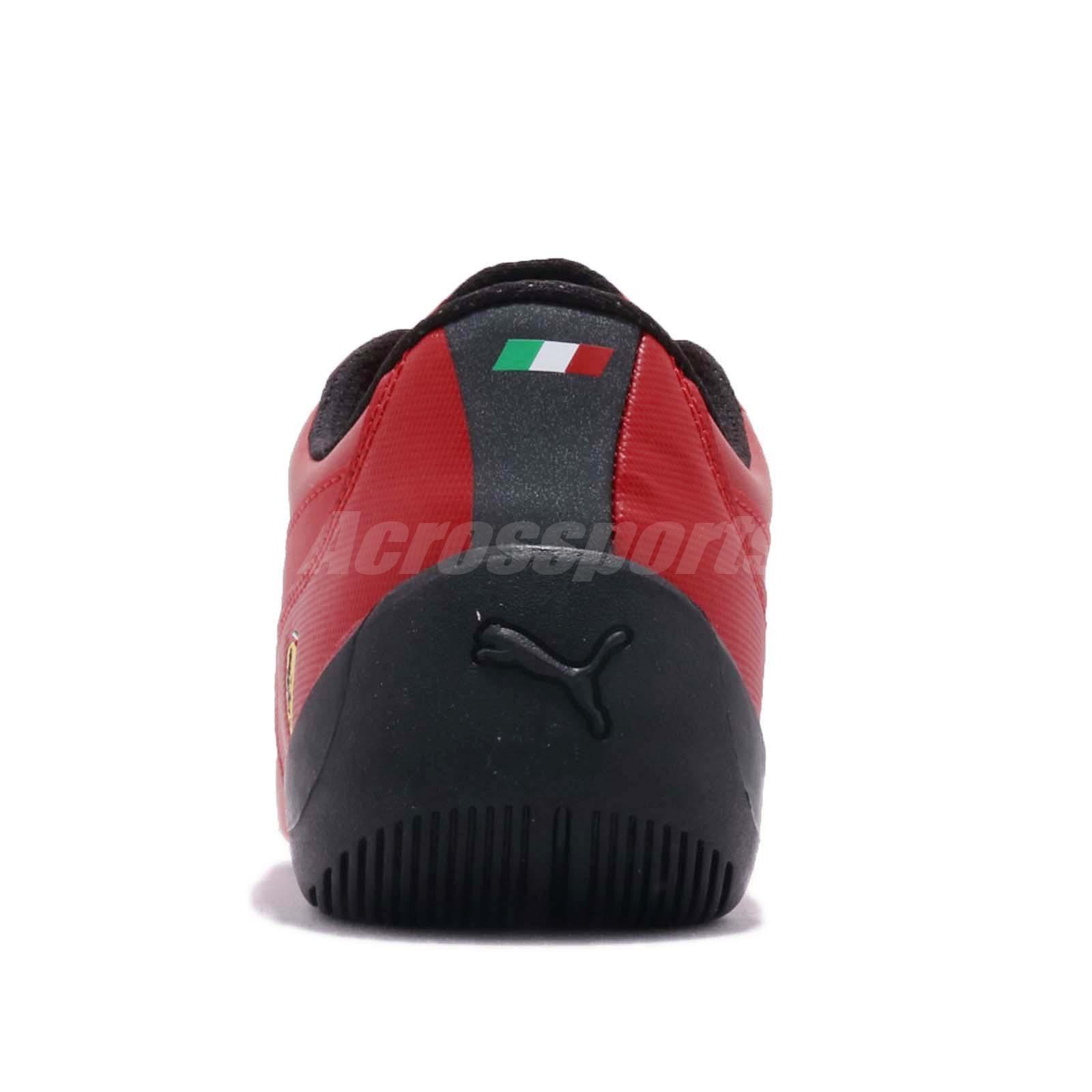 Puma SF Drift Cat 7 Ferrari Red Black Men Women Motorsport Shoes ... 7a6a2f0ae
