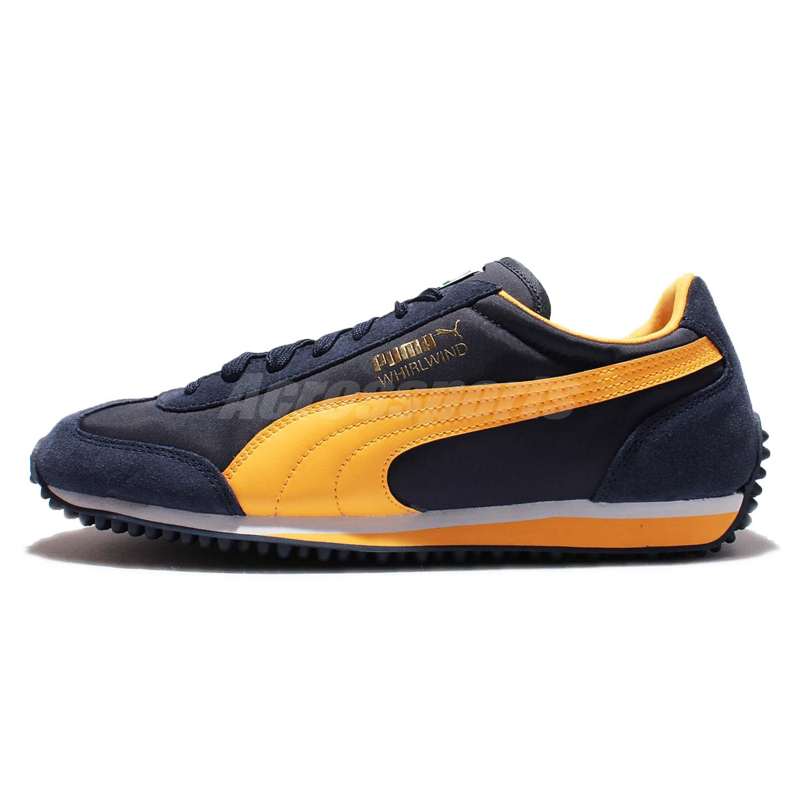 ... Blue White 1024x643 whirlwind puma Beige PUMA-Mens-Whirlwind-Classic-Sneaker  Puma Shoes Navy BlueGold Original Whirlwind Classic Lo ... 52770c624