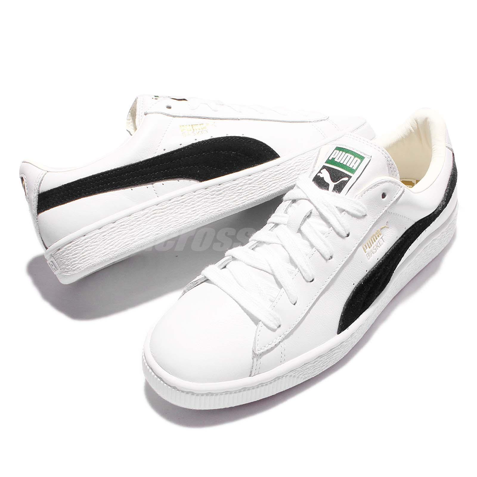 9c142f964ae puma basket white