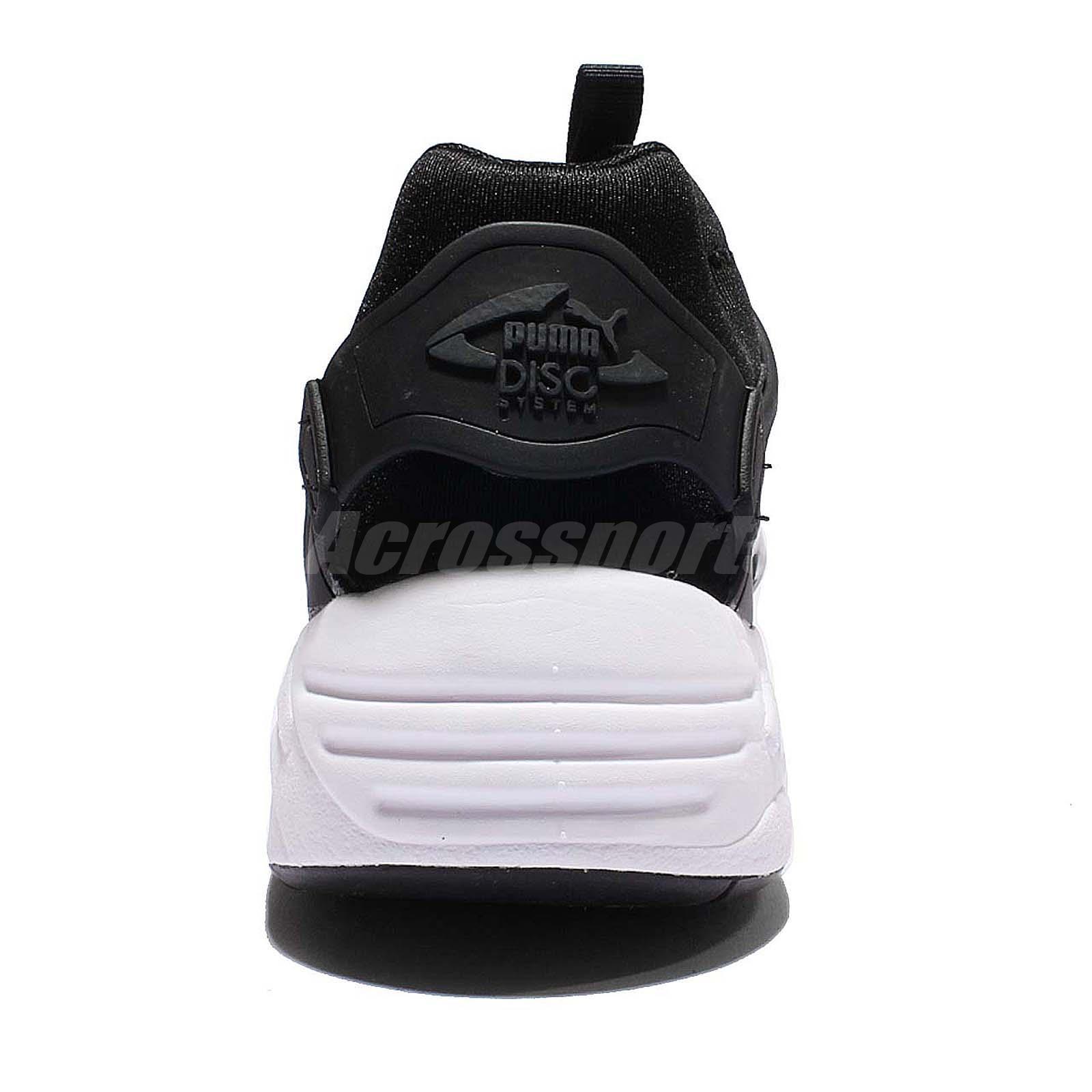 93d475d43 Puma Disc Blaze-actualizado Core Spec Negro Blanco Zapatos ...