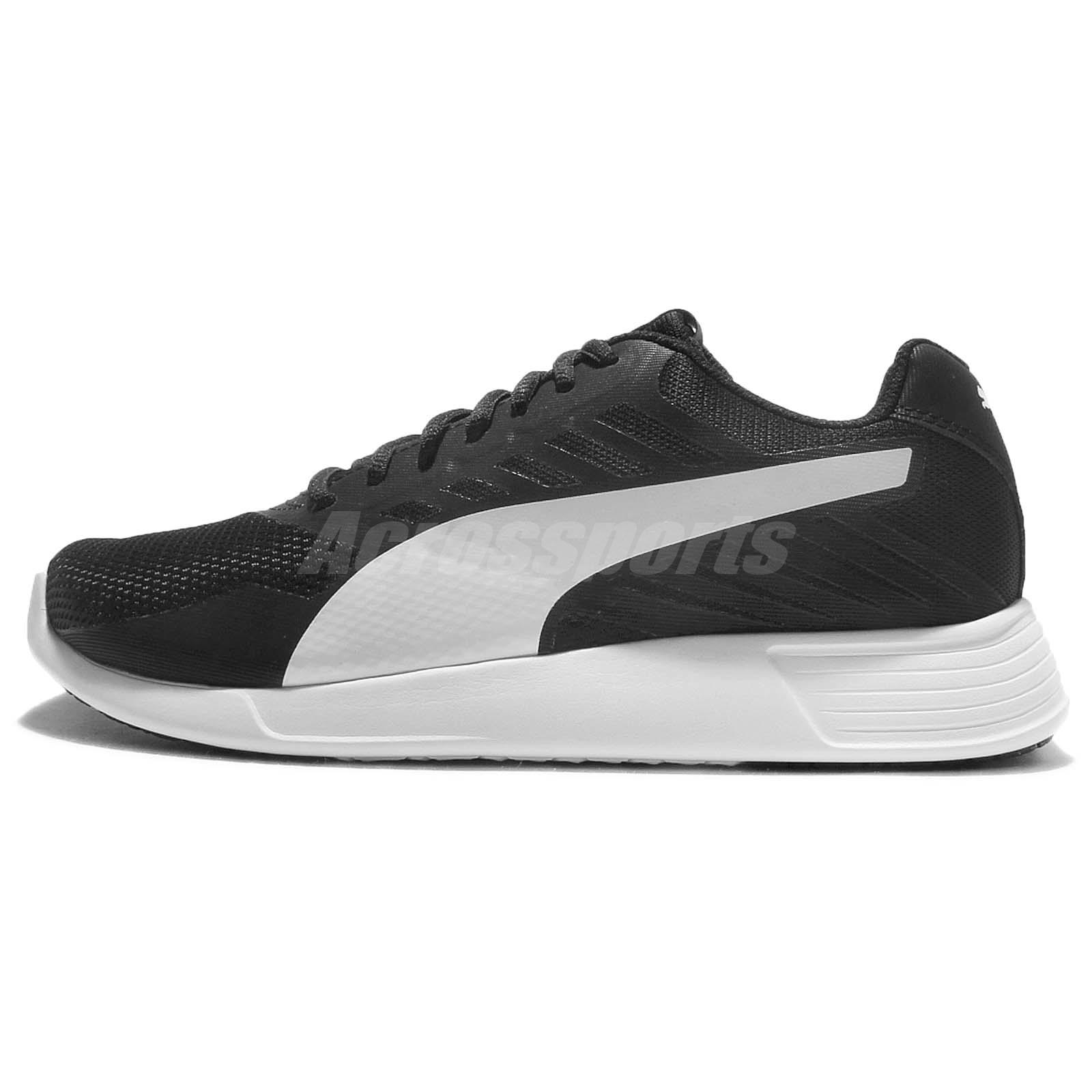 184f7c211211 Puma ST Trainer Pro Black White Men Training Lightweight Shoes Sneaker  361959-01