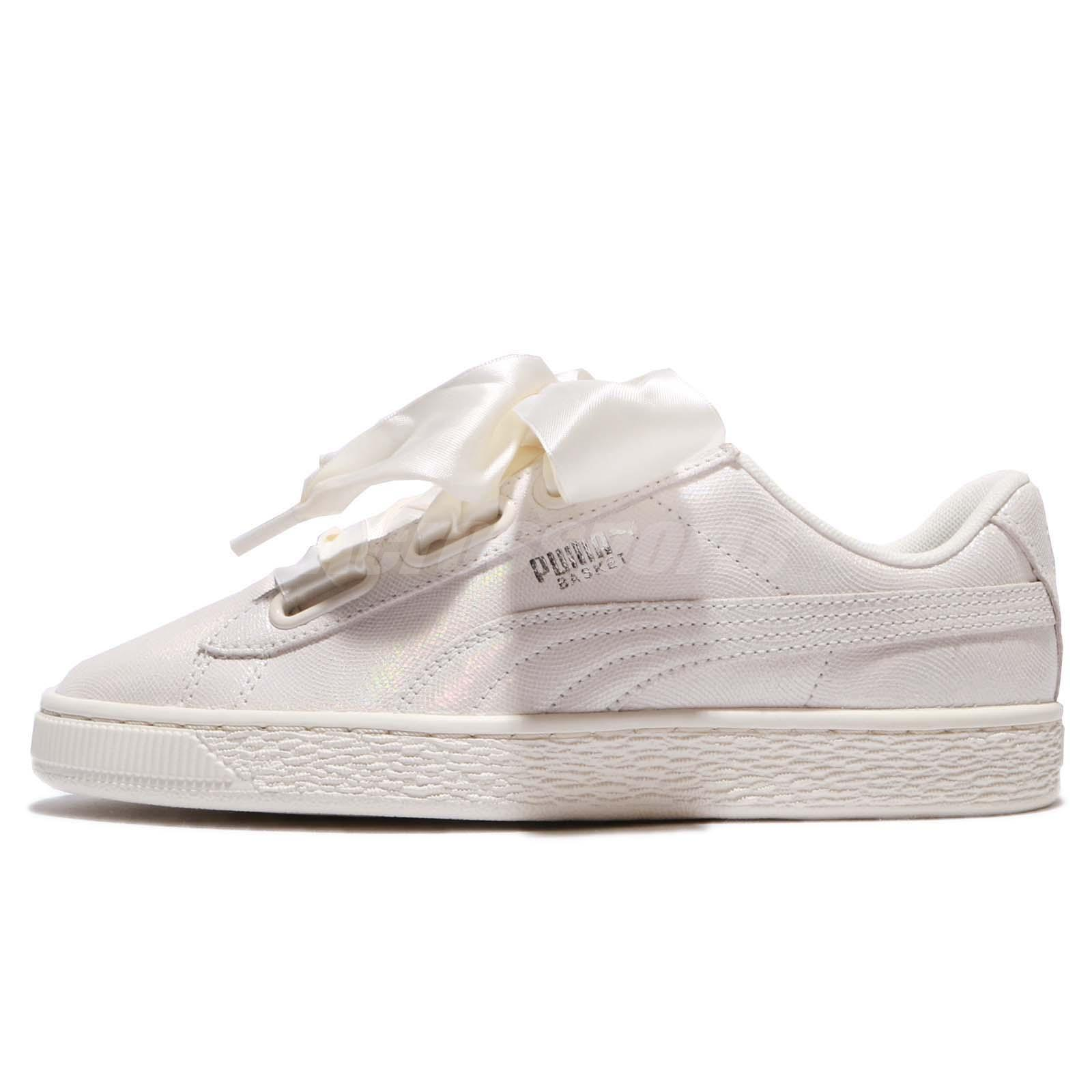 puma basket heart ns