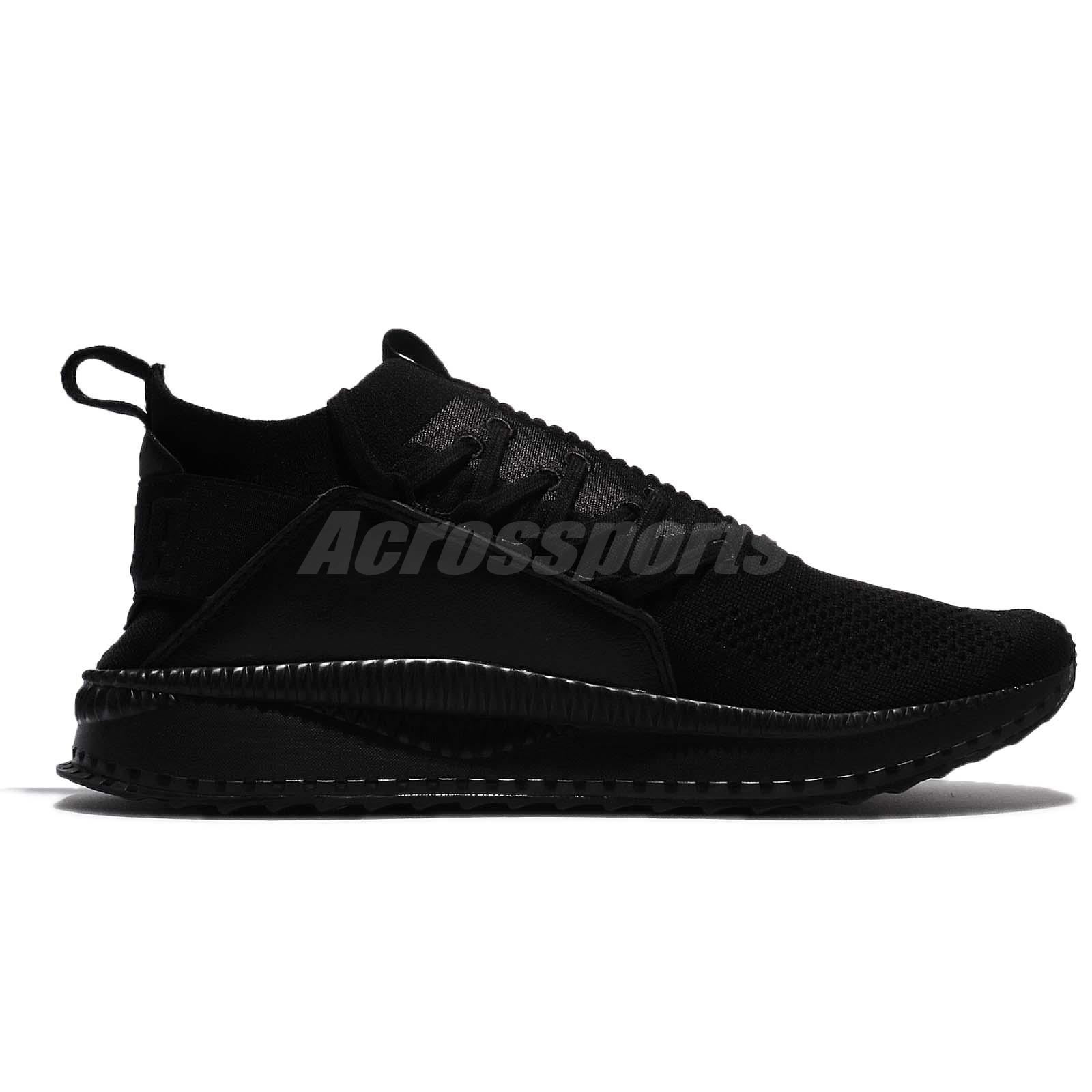 Details about Puma TSUGI Jun Black EvoKnit The Weeknd Men Lifestyle Running  Sneakers 365489-01 1d71e8d4f