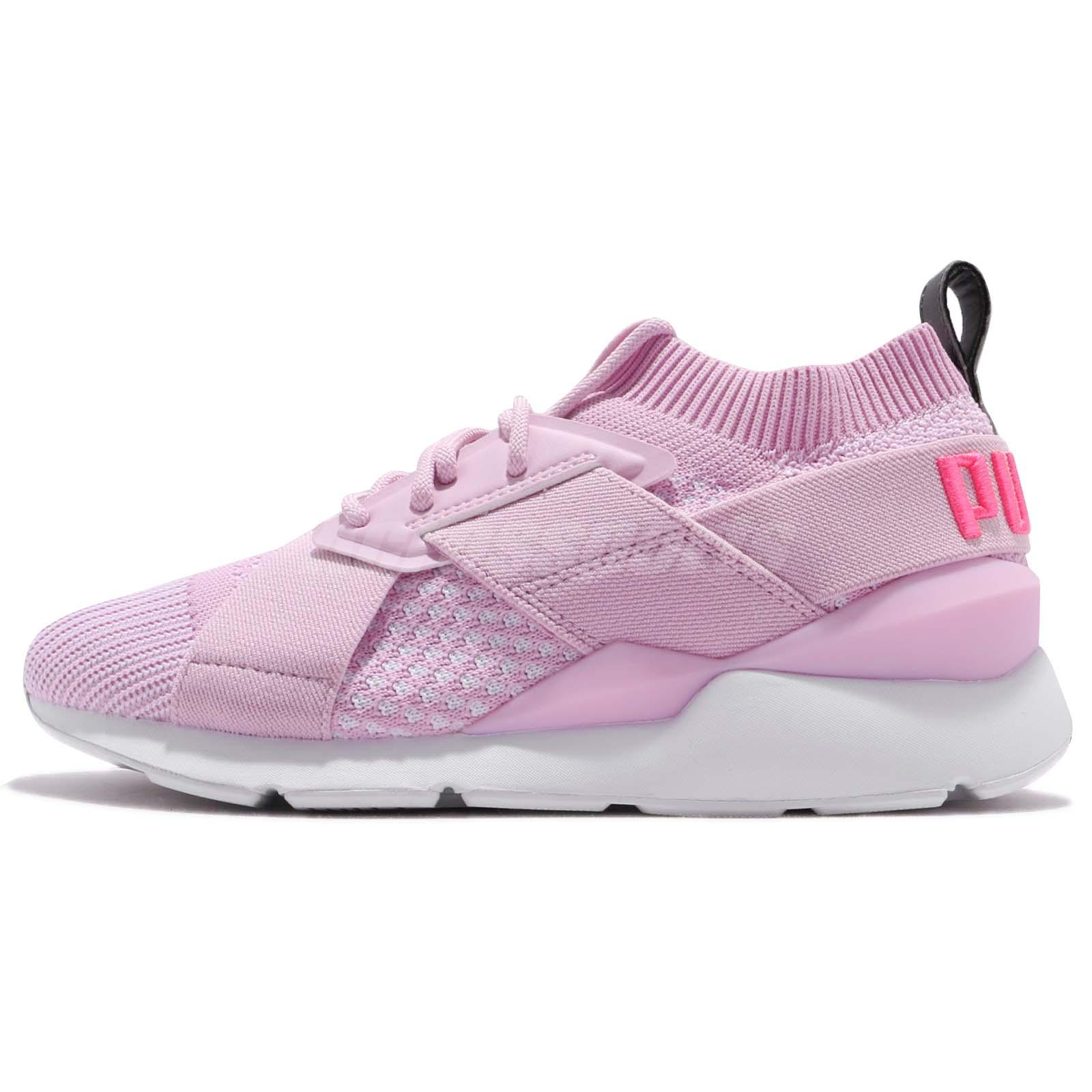bac24958ae13ca Puma Muse EvoKnit Wns Winsome Orchid Women Running Shoes Sneakers 365536-07