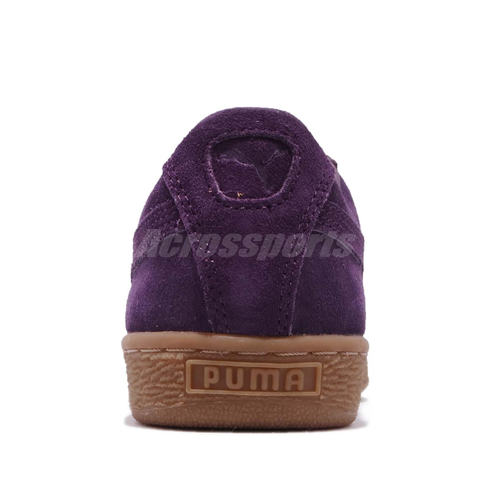 Men Casual Shoes Gum Purple Pincord Shadow Suede Classic Puma xgqwzBw7