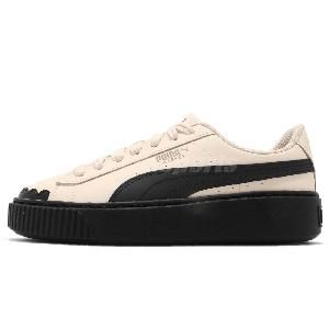 Puma Basket Platform   Strap Wns Fashion Women Shoes Sneakers Pick 1 ... 89509388b