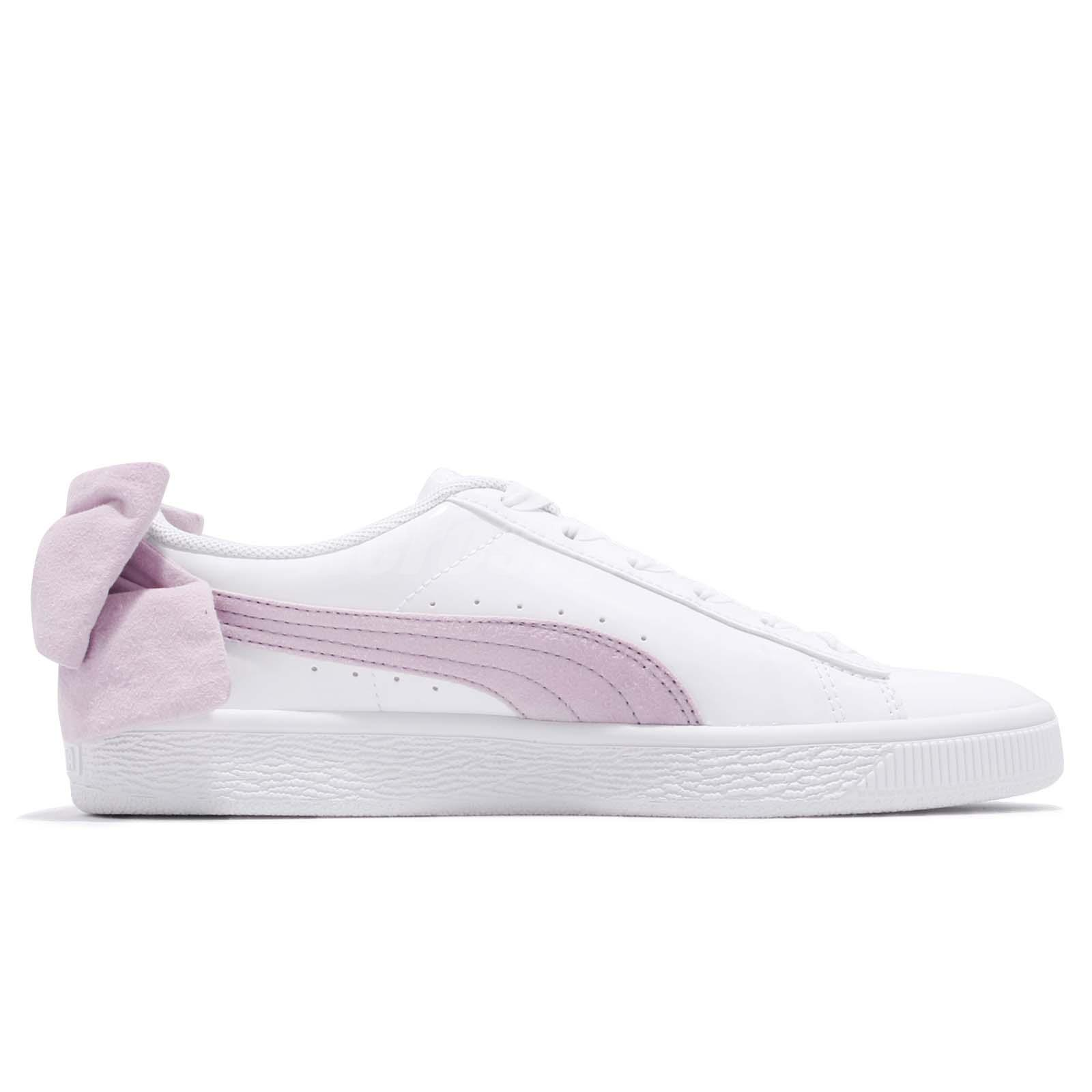 ... PUMA WHITE-WINSOME ORCHID. Made In  Indonesia. Condition  Brand New  With Box 6810b69e2