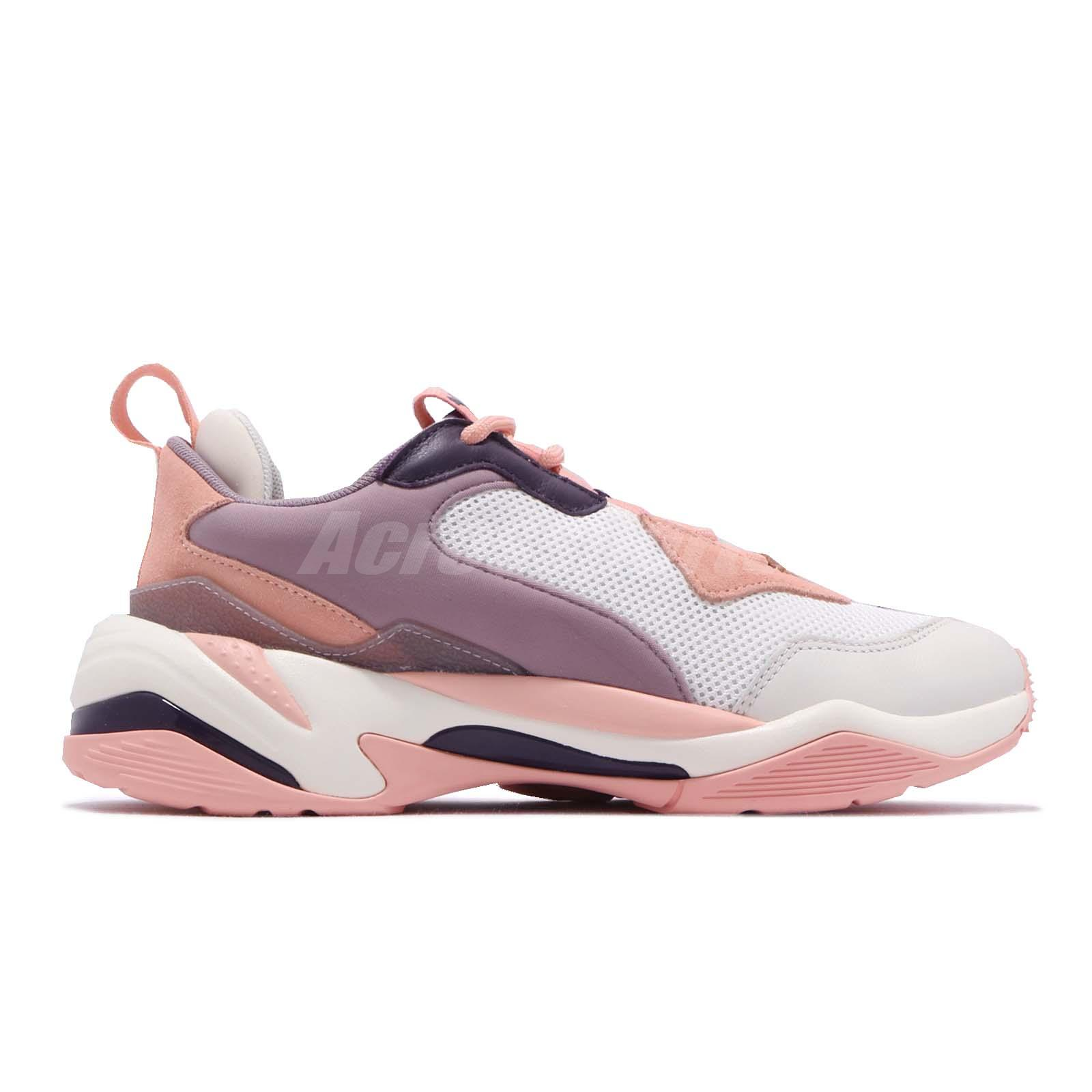 342b5965bf3 Puma Thunder Spectra Marshmallow Peach Bud Men Women Daddy Shoes ...