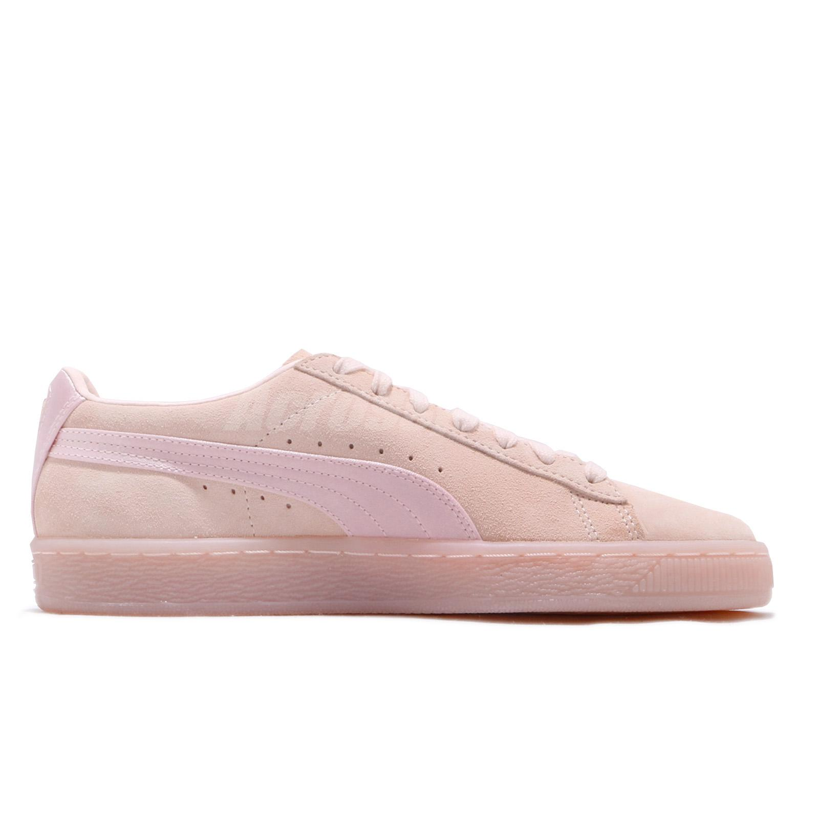 Wns Puma Rose Satin Gold Shoe Casual Suede Women Classic Pearl TFKcl1J