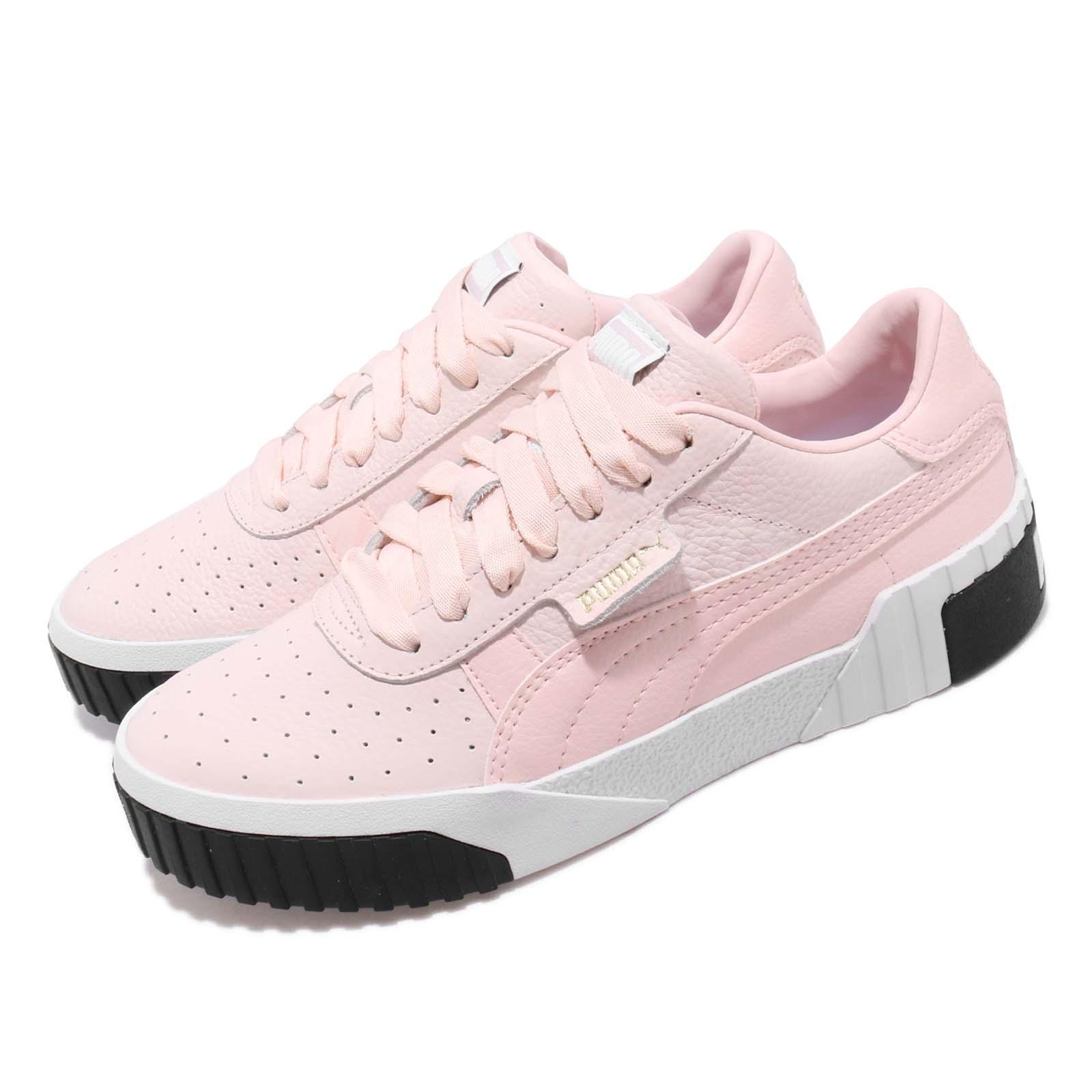 42bd41269 Details about Puma Cali Wns Pink Dogwood White Women Fashion Shoes Sneakers  369155-06
