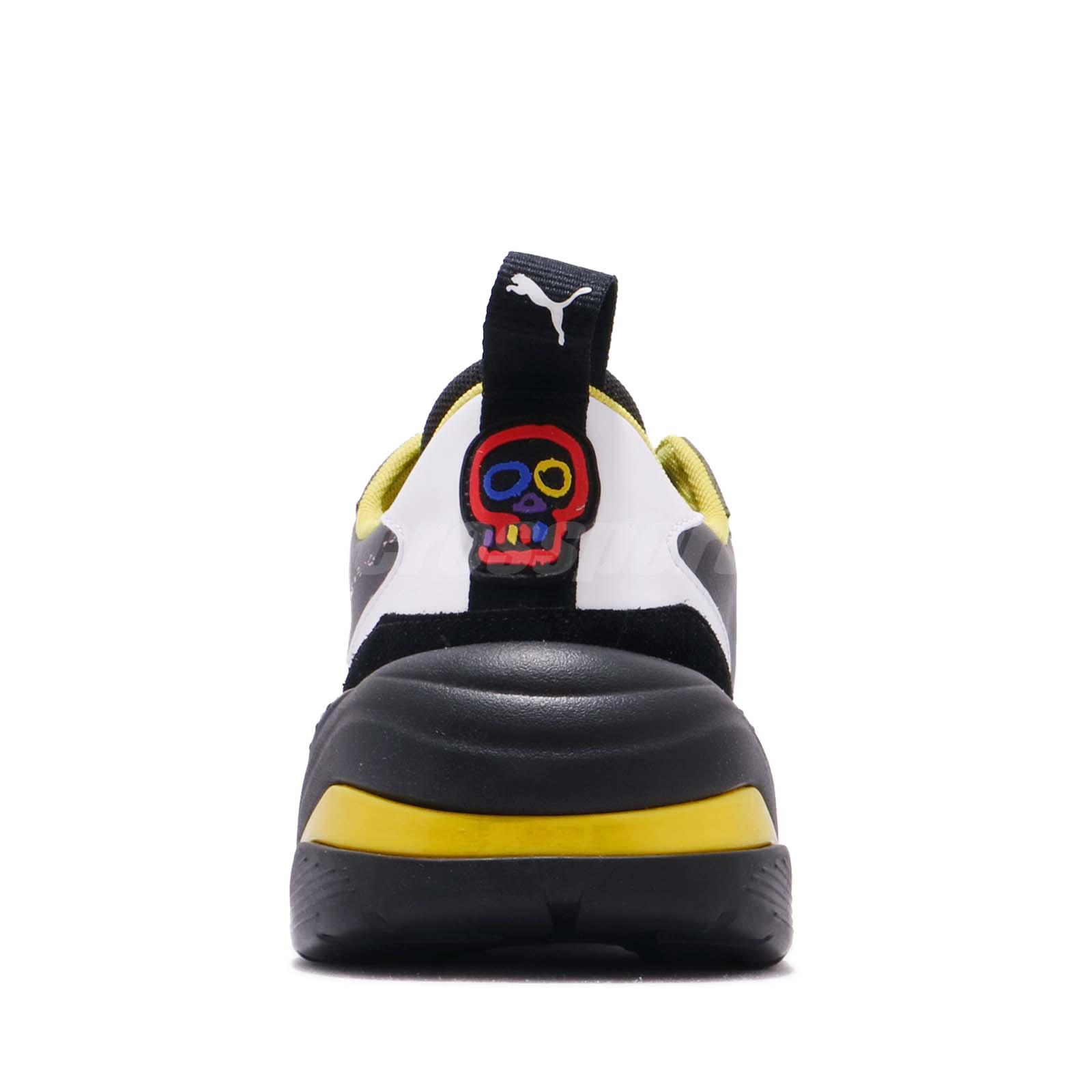 5520cbc0b486 Puma Select Thunder x Bradley Theodore Black Multi Men Women Shoes ...
