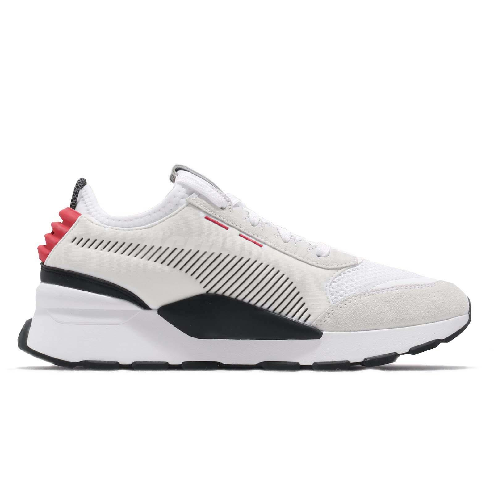 Puma RS-0 Winter INJ Toys Running System White Red Men Shoes ... 6e79c1d4b