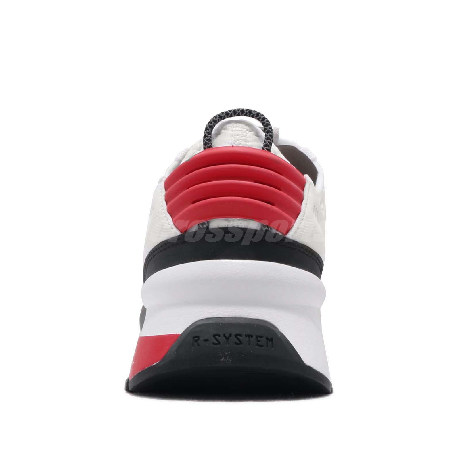 49ac7f777476 Puma RS-0 Winter INJ Toys Running System White Red Men Shoes ...