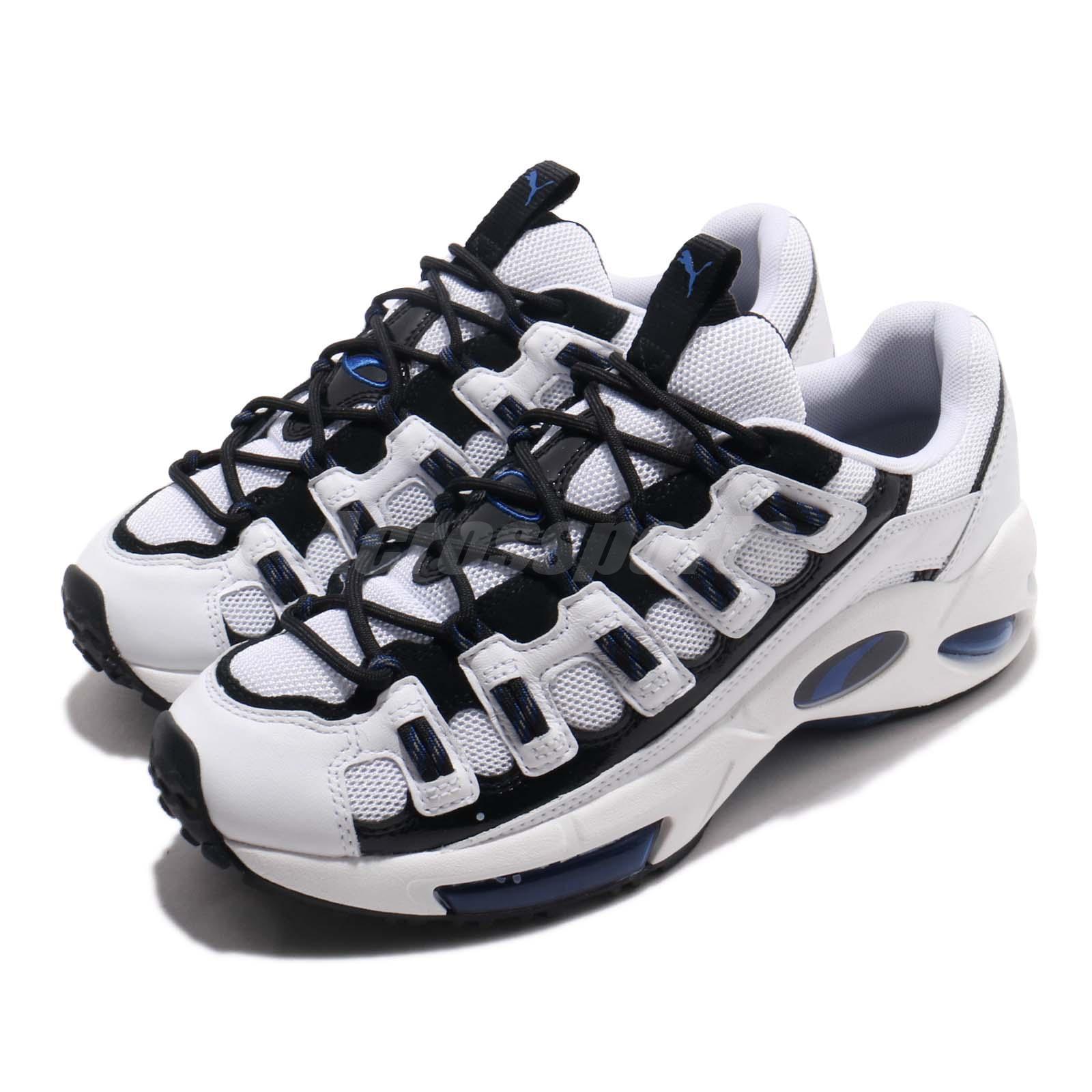 sklep w Wielkiej Brytanii klasyczne dopasowanie wiele modnych Details about Puma Cell Endura Patent 98 White Surf The Web Men Running  Shoe Sneaker 369633-02